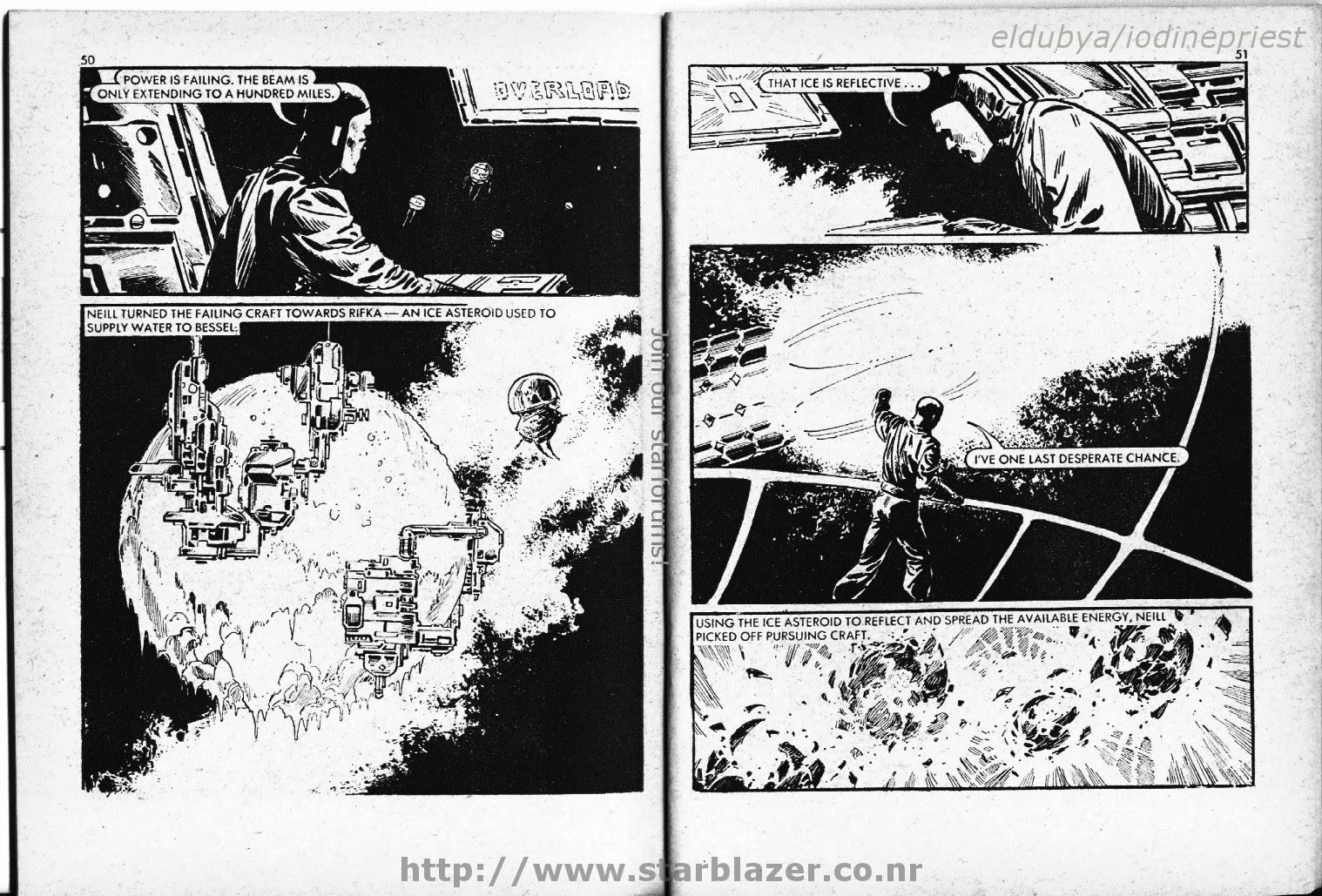 Starblazer issue 59 - Page 27
