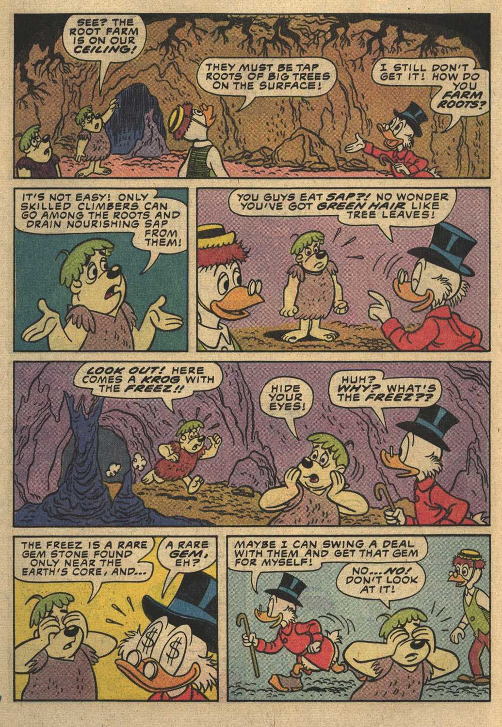 Read online Uncle Scrooge (1953) comic -  Issue #194 - 8