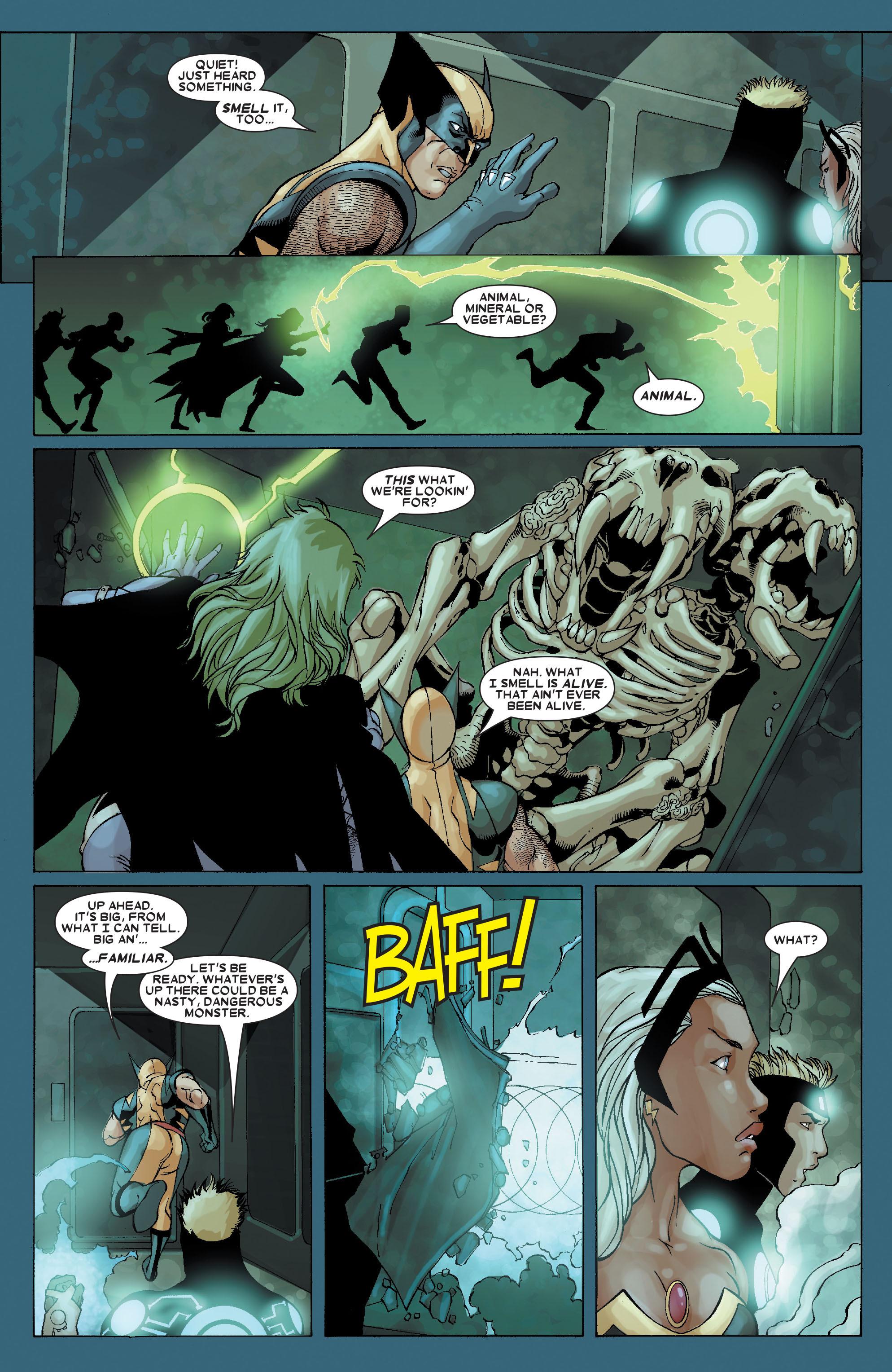 X-Men (1991) 175 Page 20
