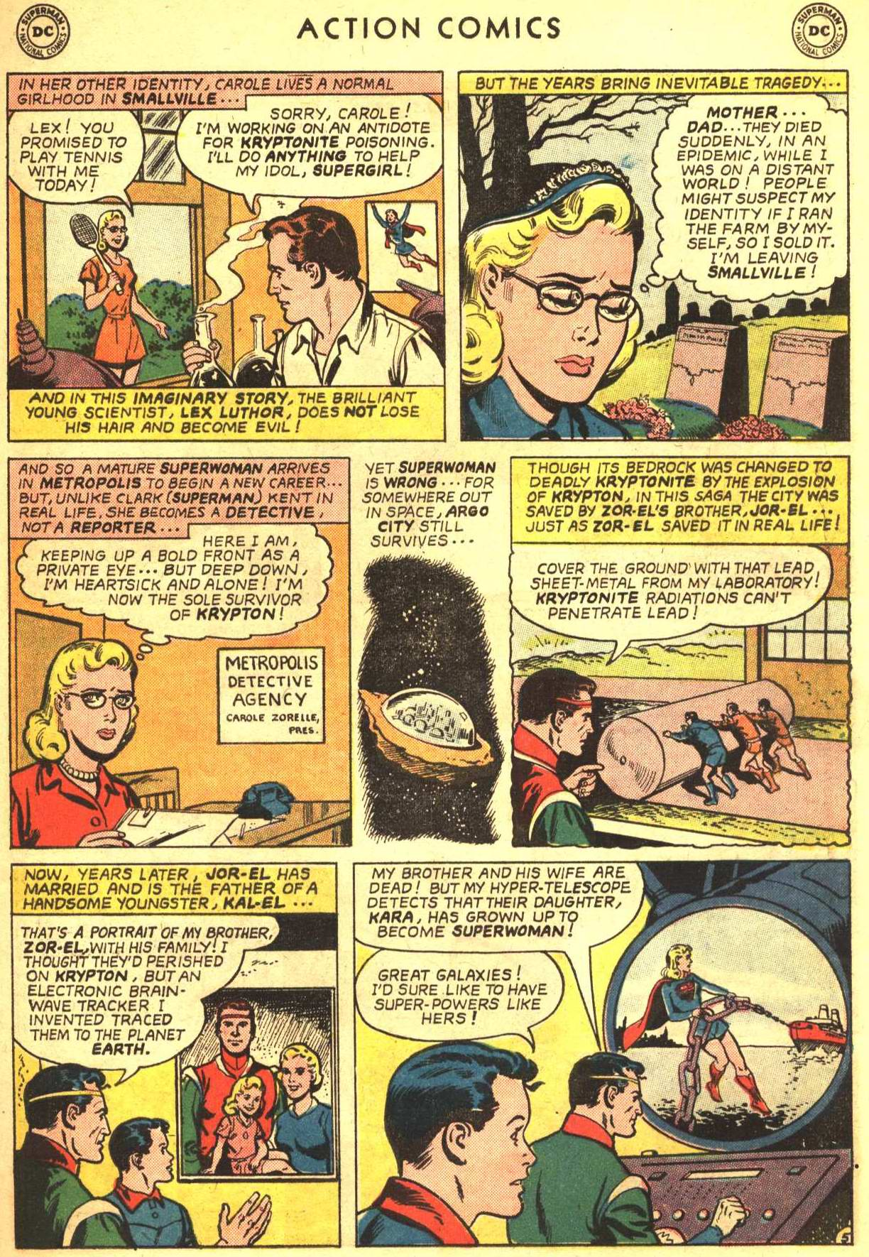 Action Comics (1938) 332 Page 22