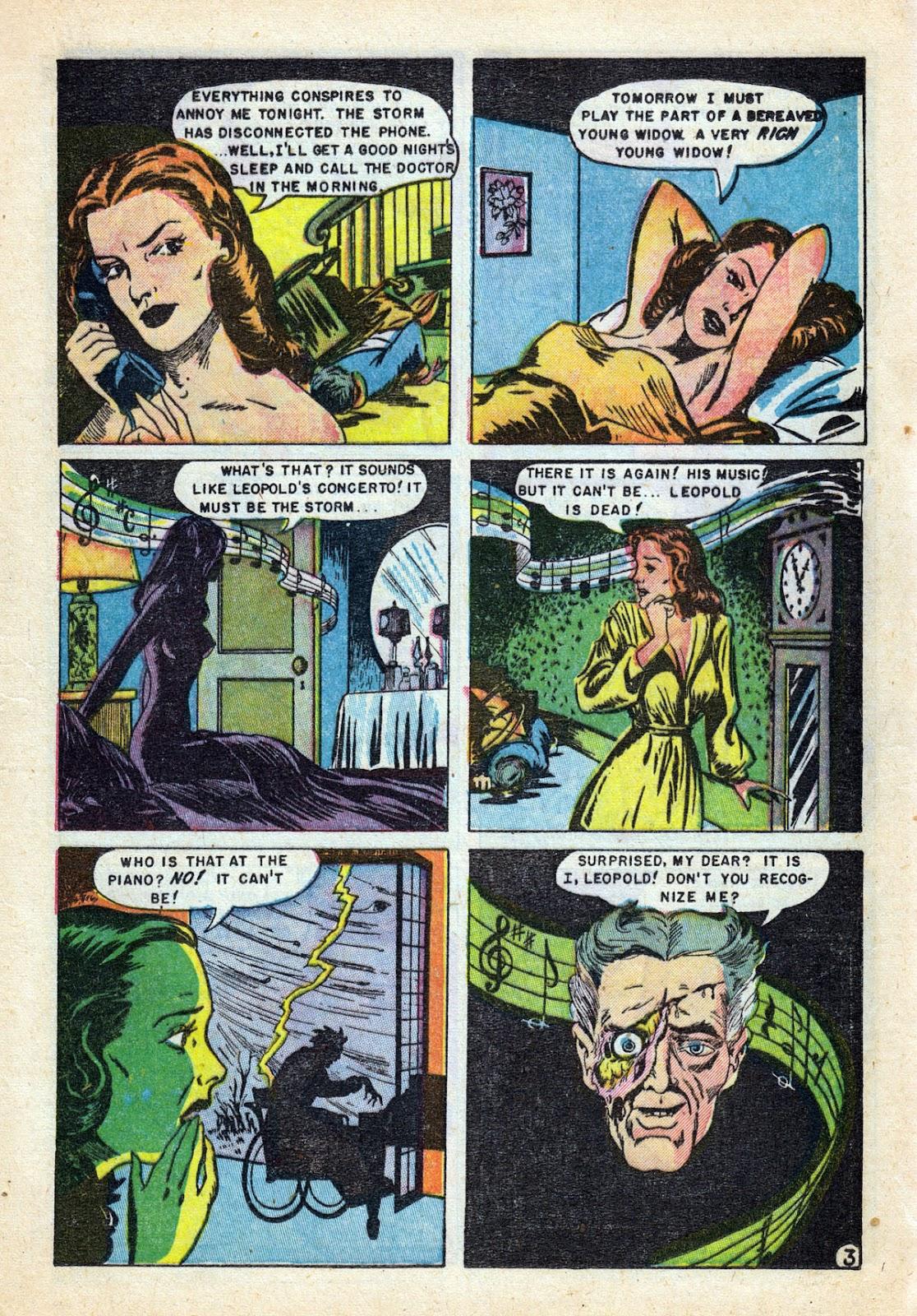 Dark Mysteries issue 1 - Page 13