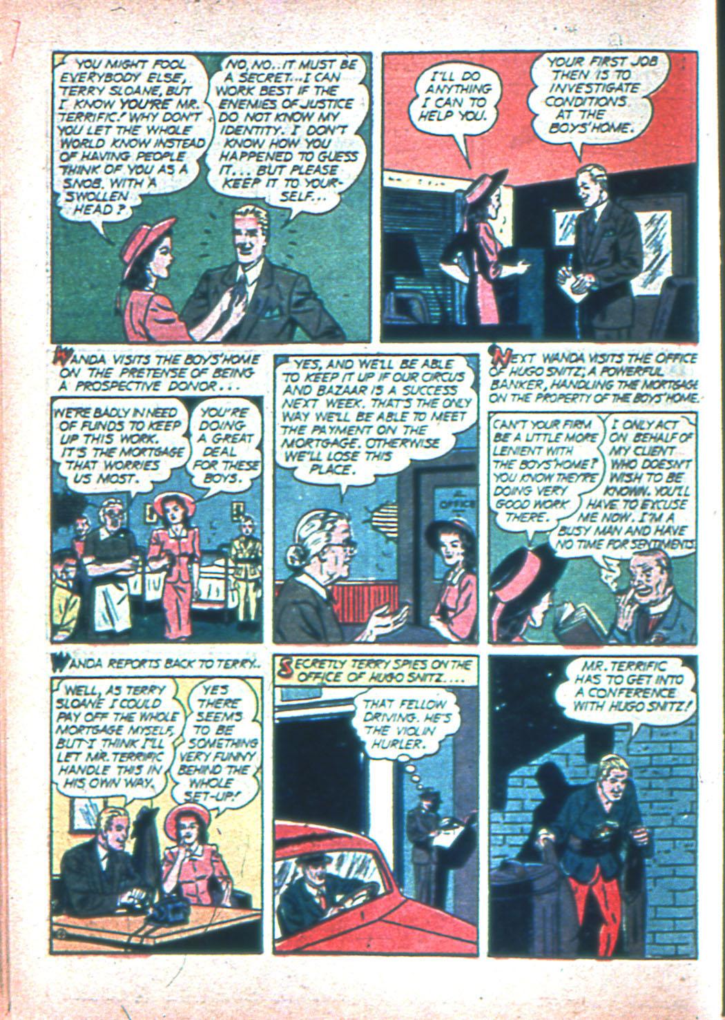 Read online Sensation (Mystery) Comics comic -  Issue #2 - 28