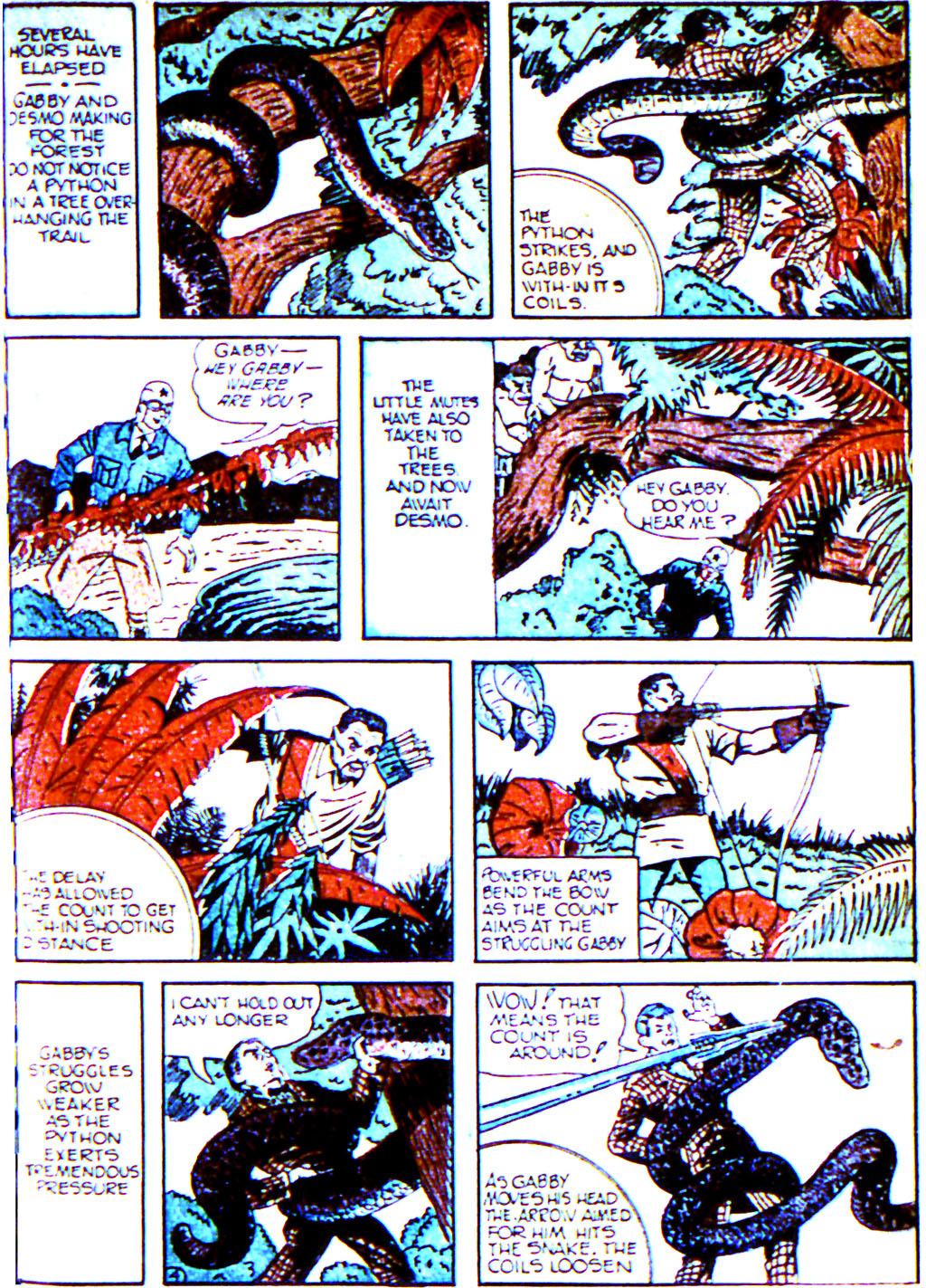 Read online Adventure Comics (1938) comic -  Issue #44 - 39