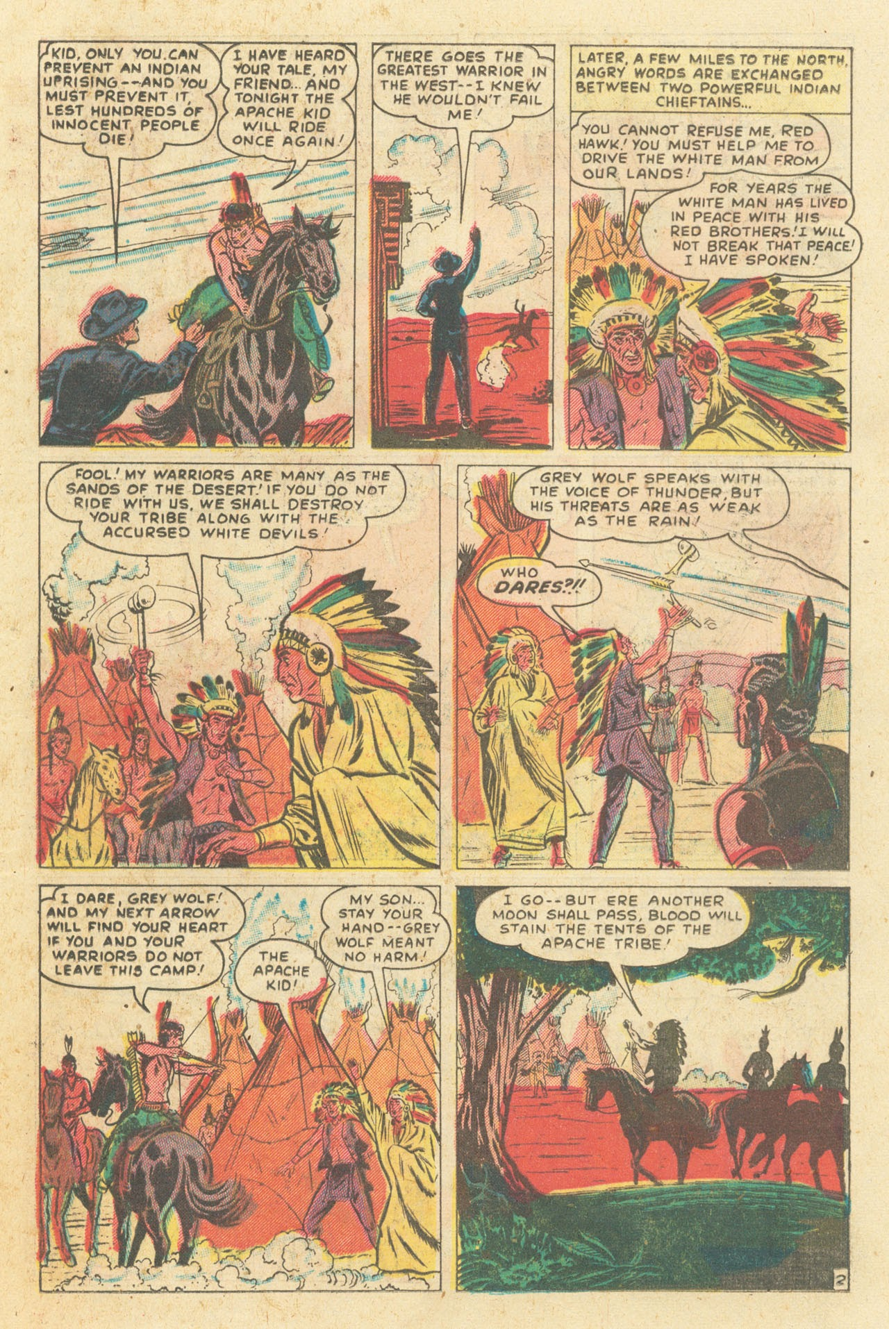 Apache Kid issue 2 - Page 25