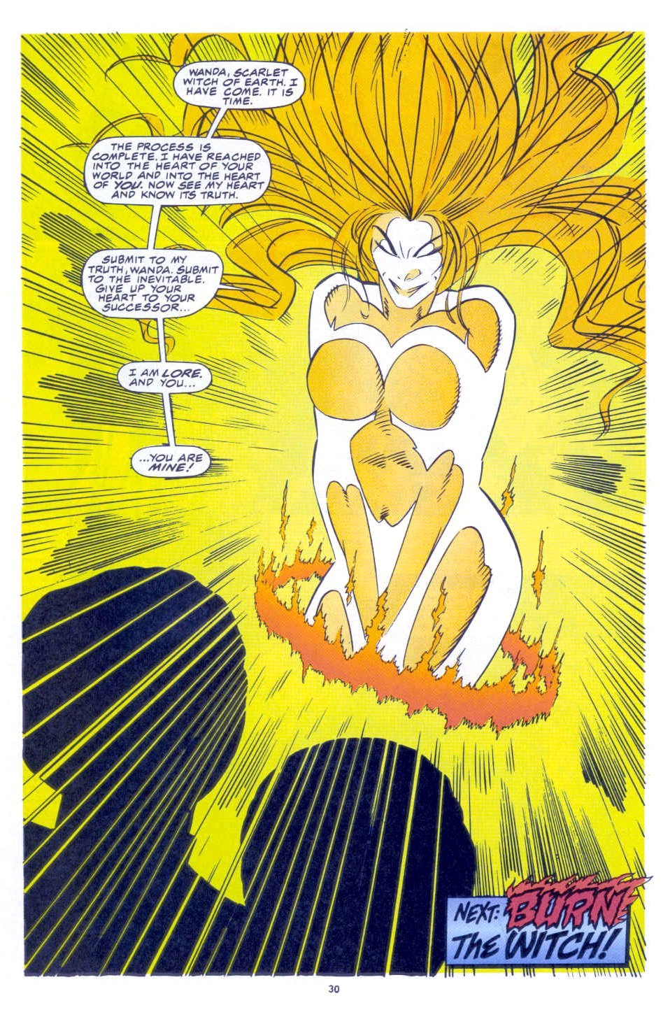 Scarlet Witch (1994) Issue #3 #3 - English 24