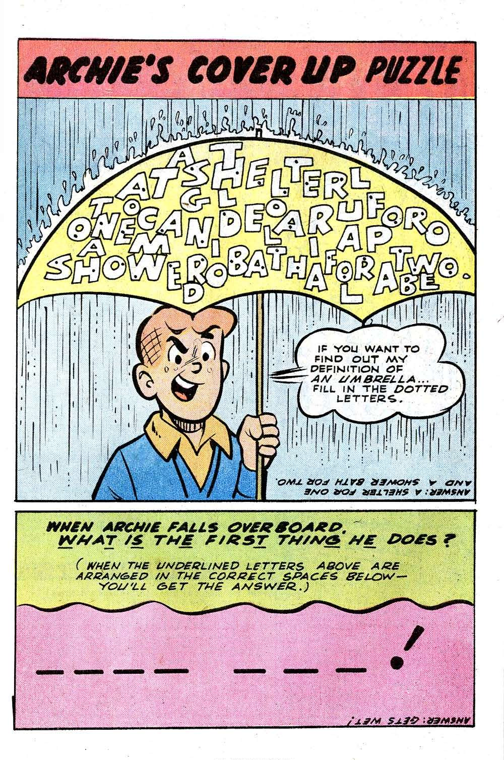 Read online Archie (1960) comic -  Issue #263 - 27