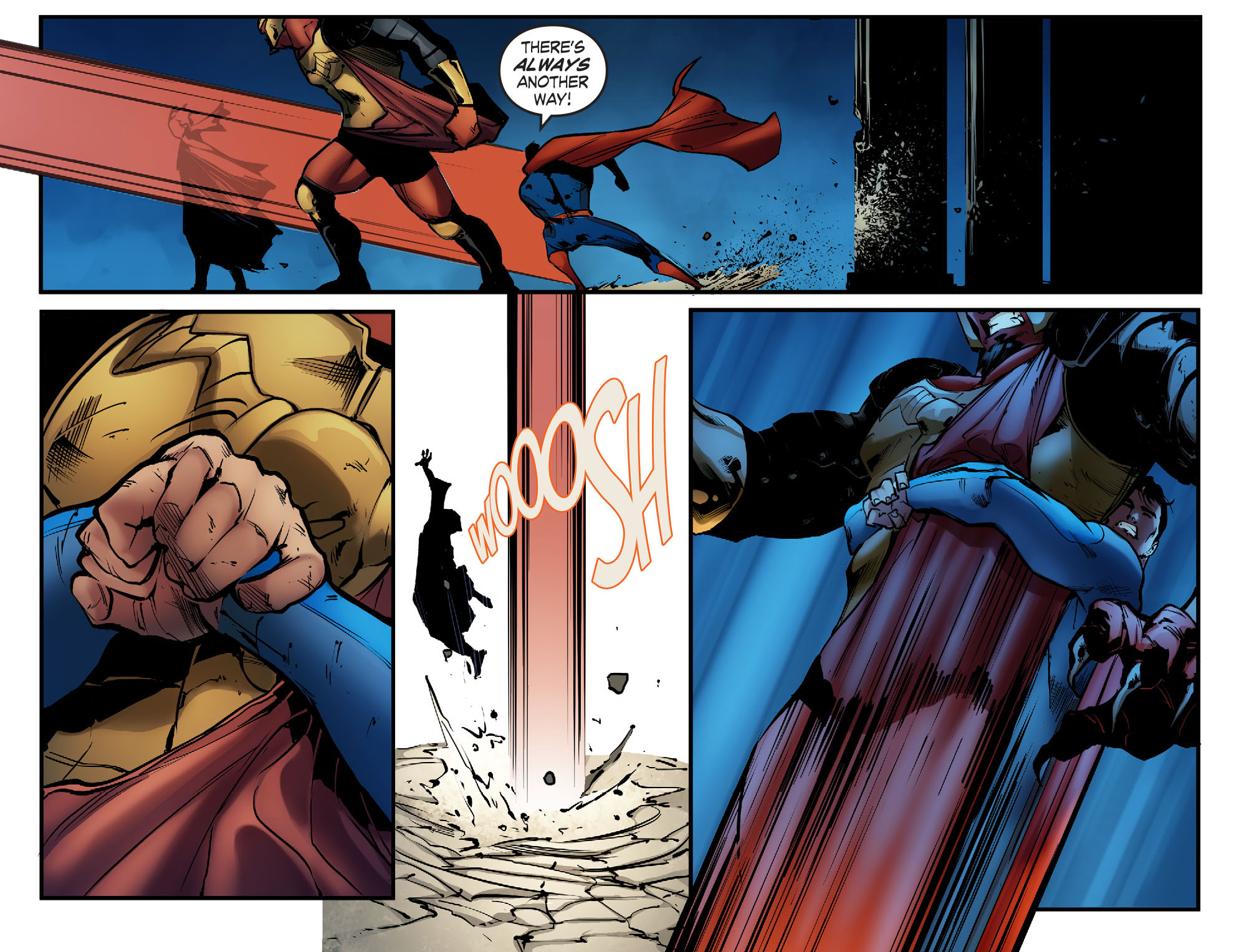Read online Smallville: Season 11 comic -  Issue #68 - 14
