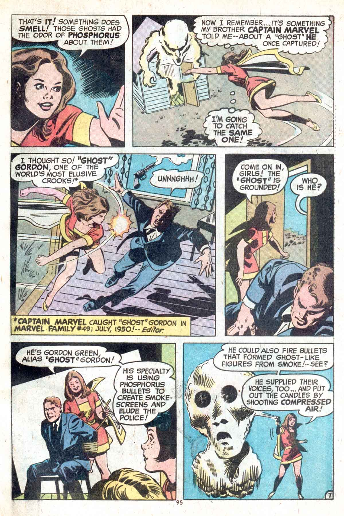 Read online Shazam! (1973) comic -  Issue #13 - 96