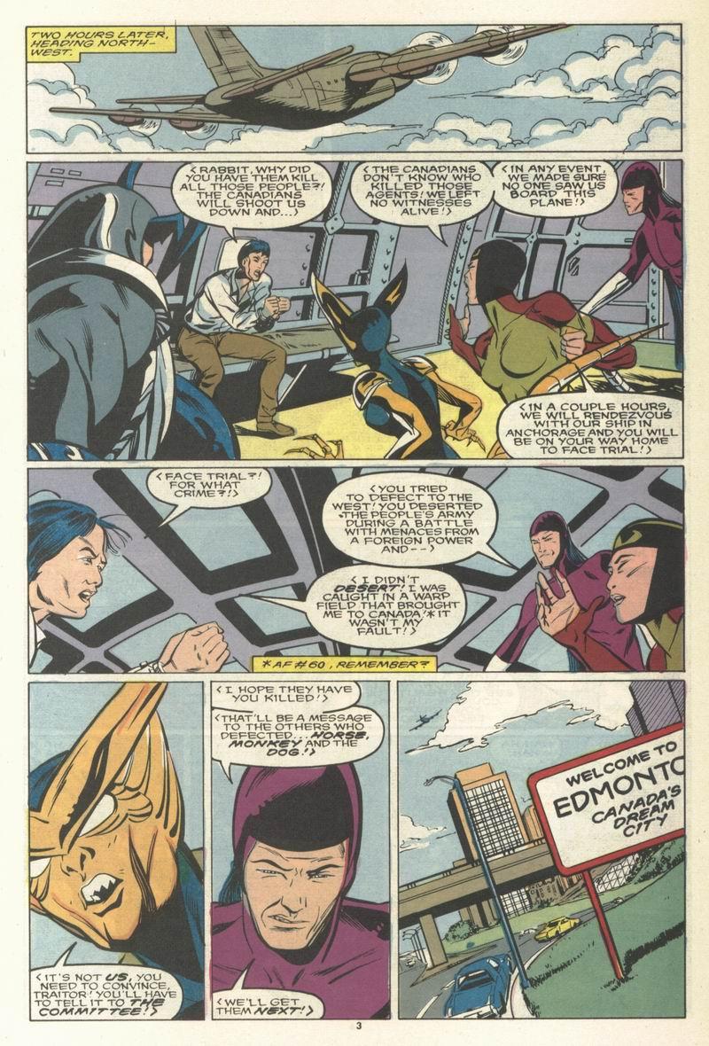Read online Alpha Flight (1983) comic -  Issue #69 - 5