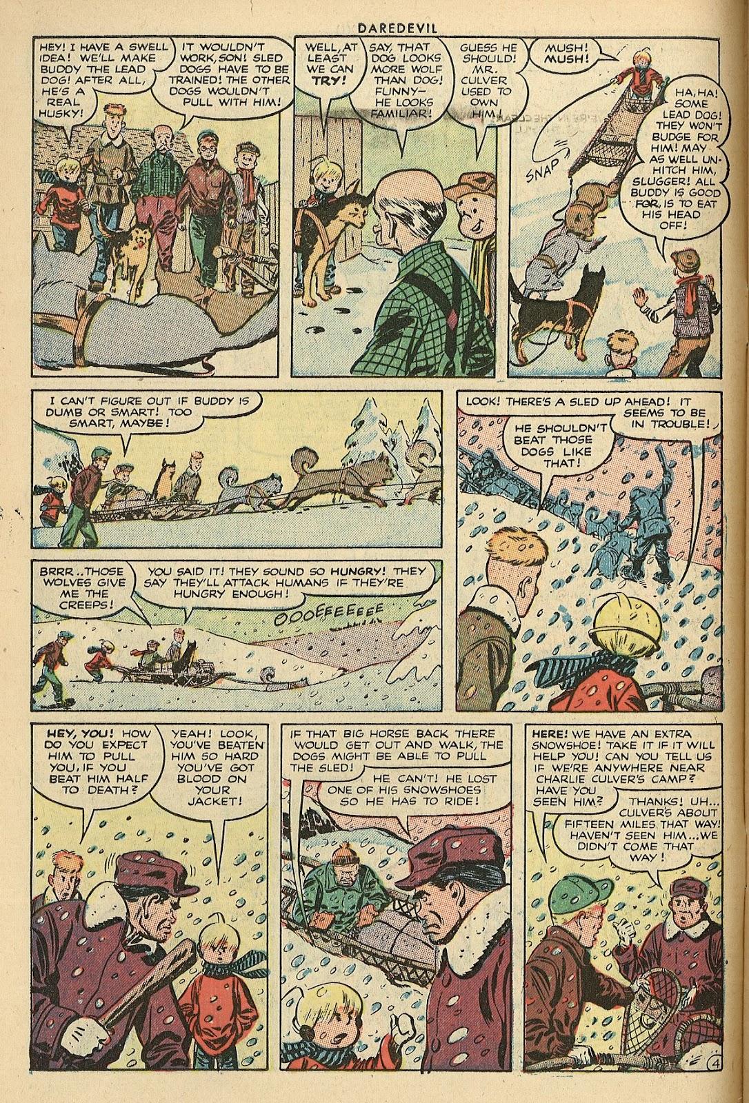 Daredevil (1941) issue 101 - Page 6