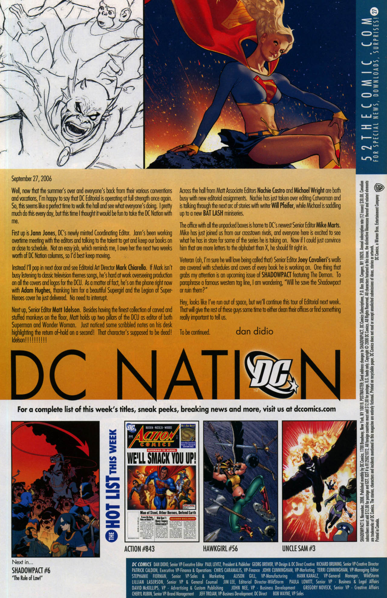 Read online Shadowpact comic -  Issue #5 - 23