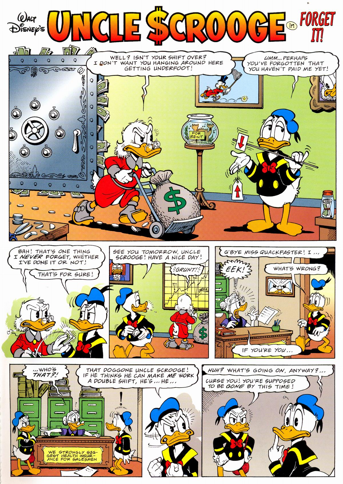 Read online Uncle Scrooge (1953) comic -  Issue #328 - 3