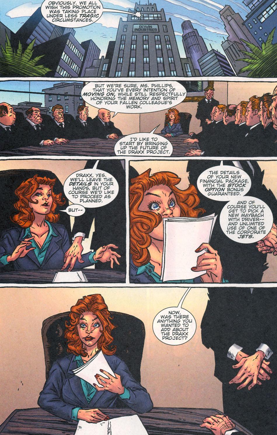 Read online The Exterminators comic -  Issue #16 - 18