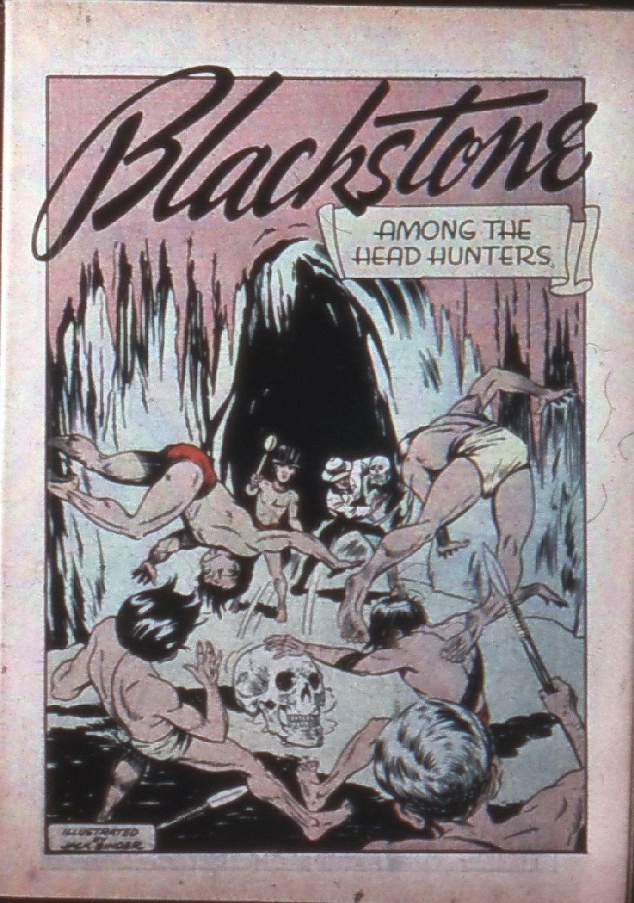 Read online Super-Magician Comics comic -  Issue #7 - 3