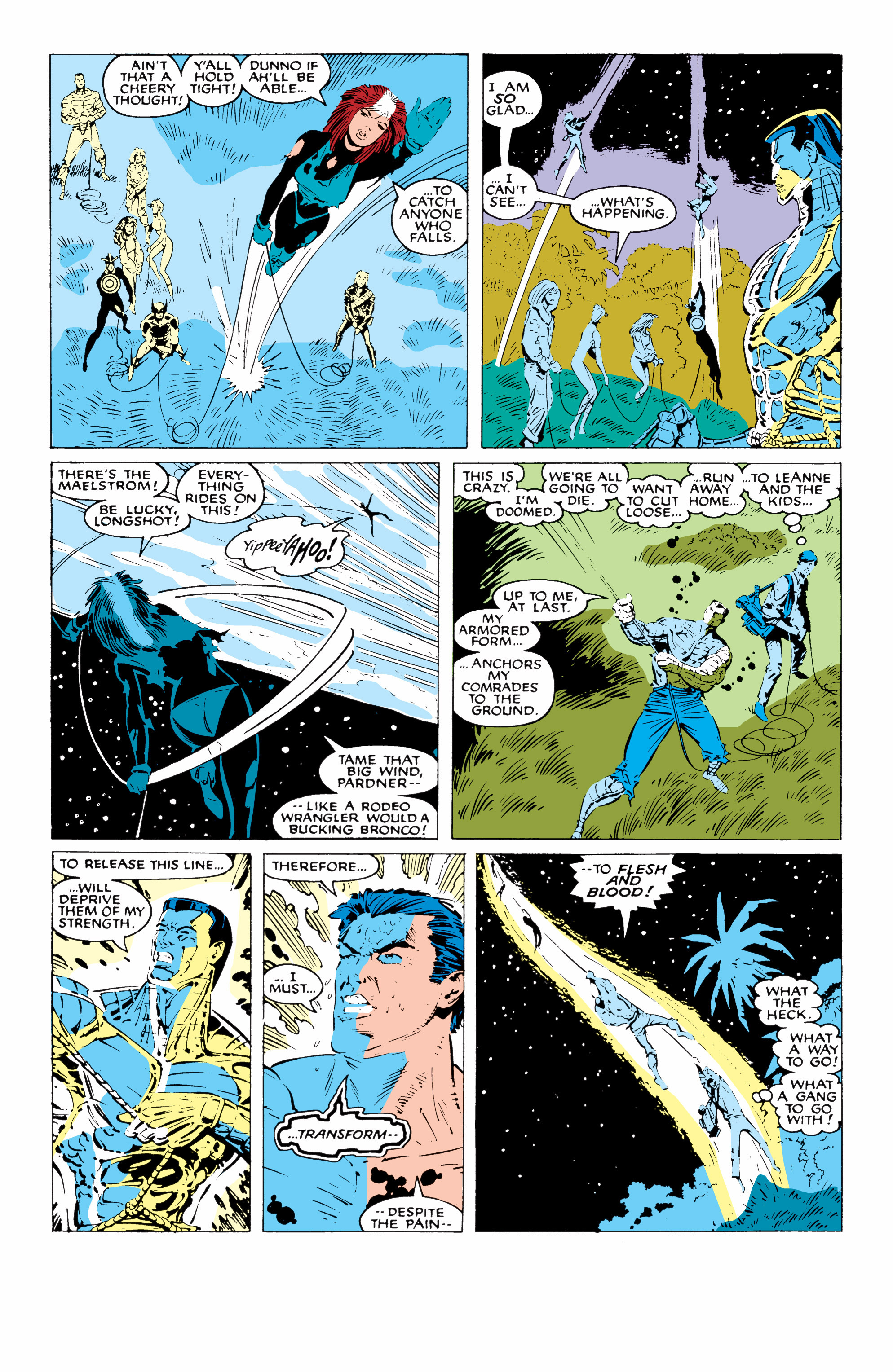 Read online Uncanny X-Men (1963) comic -  Issue #227 - 13