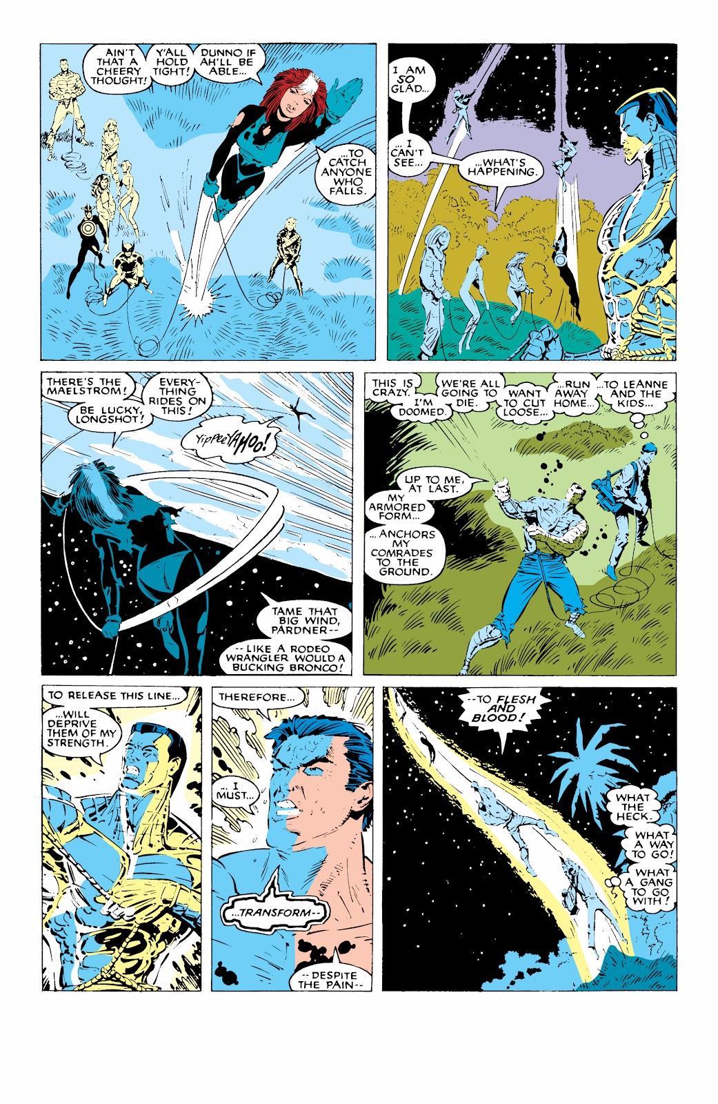 Uncanny X-Men (1963) issue 227 - Page 13