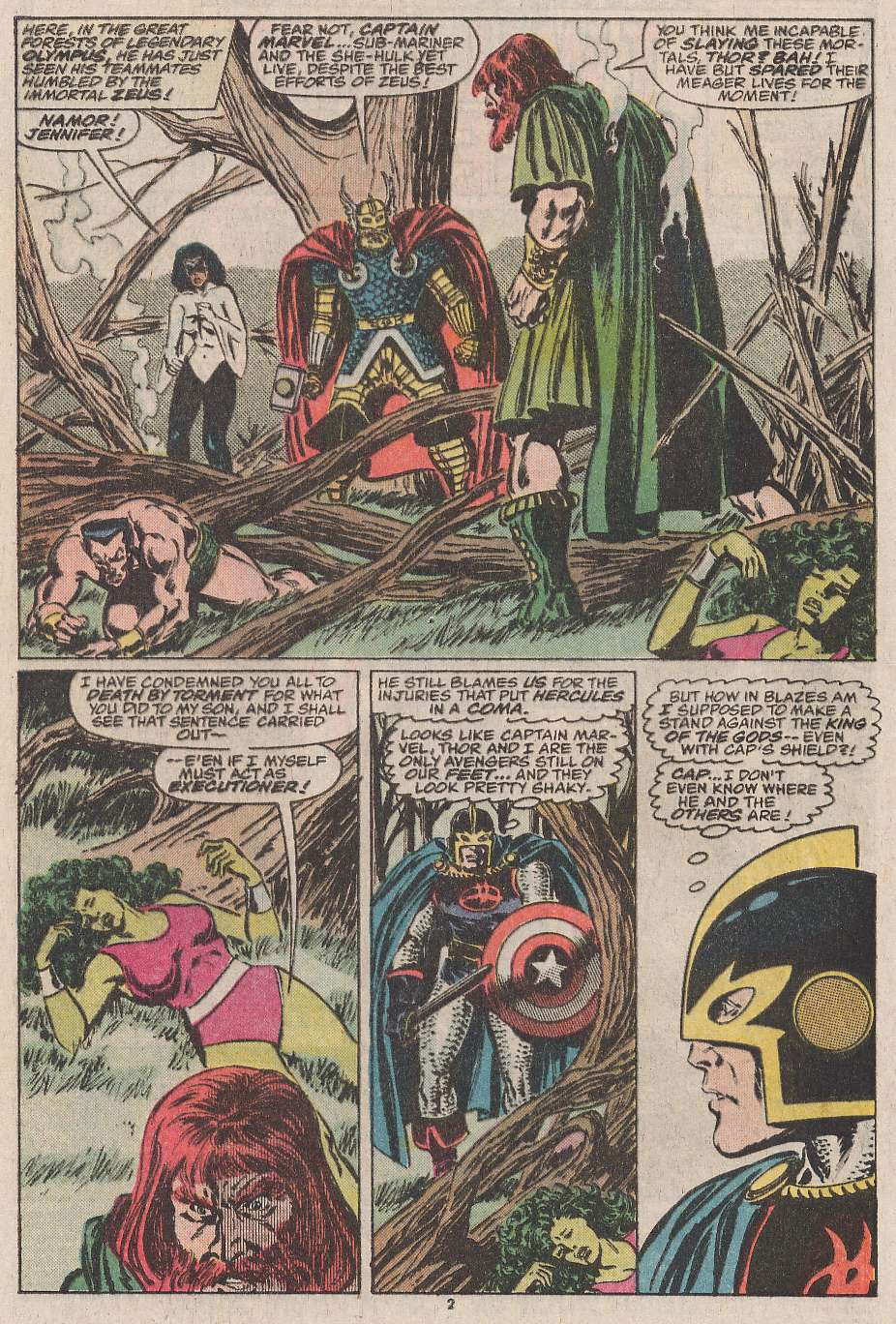 The Avengers (1963) 285 Page 2