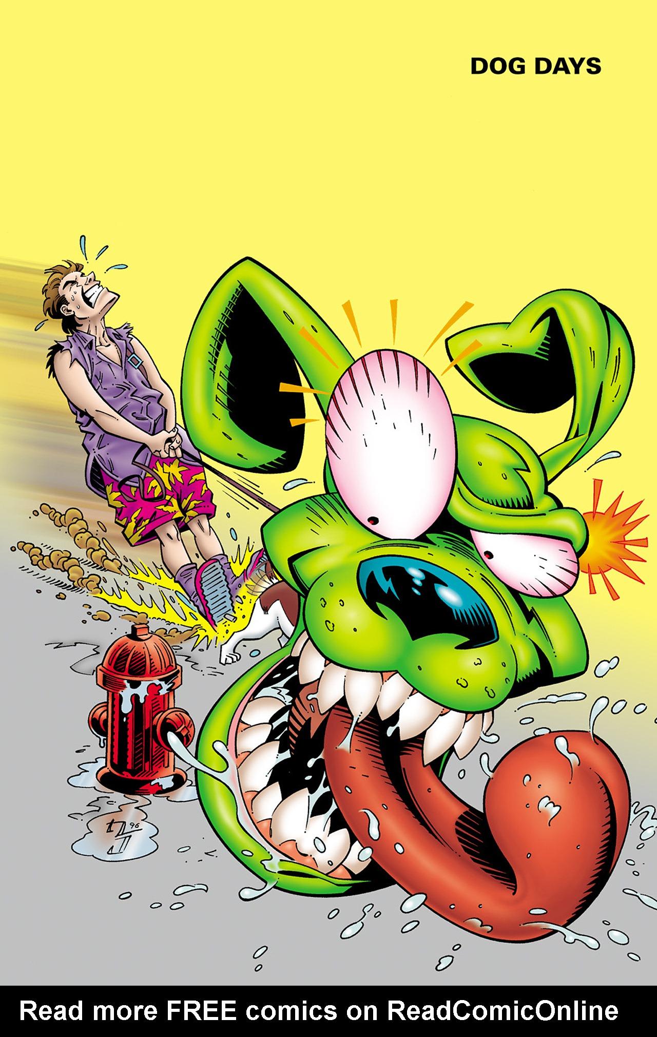 Read online Adventures Of The Mask Omnibus comic -  Issue #Adventures Of The Mask Omnibus Full - 230