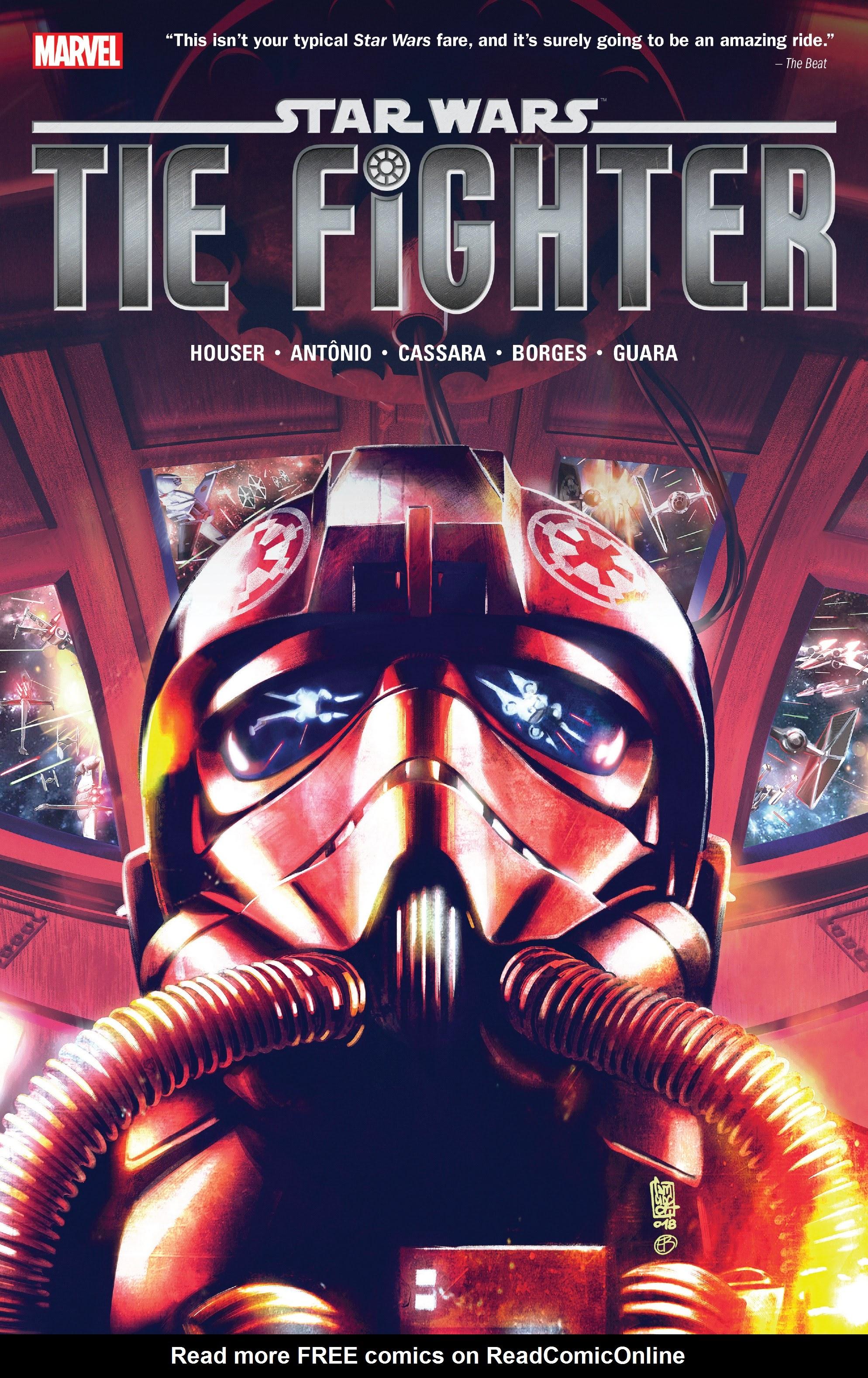 Star Wars: Tie Fighter _TPB Page 1