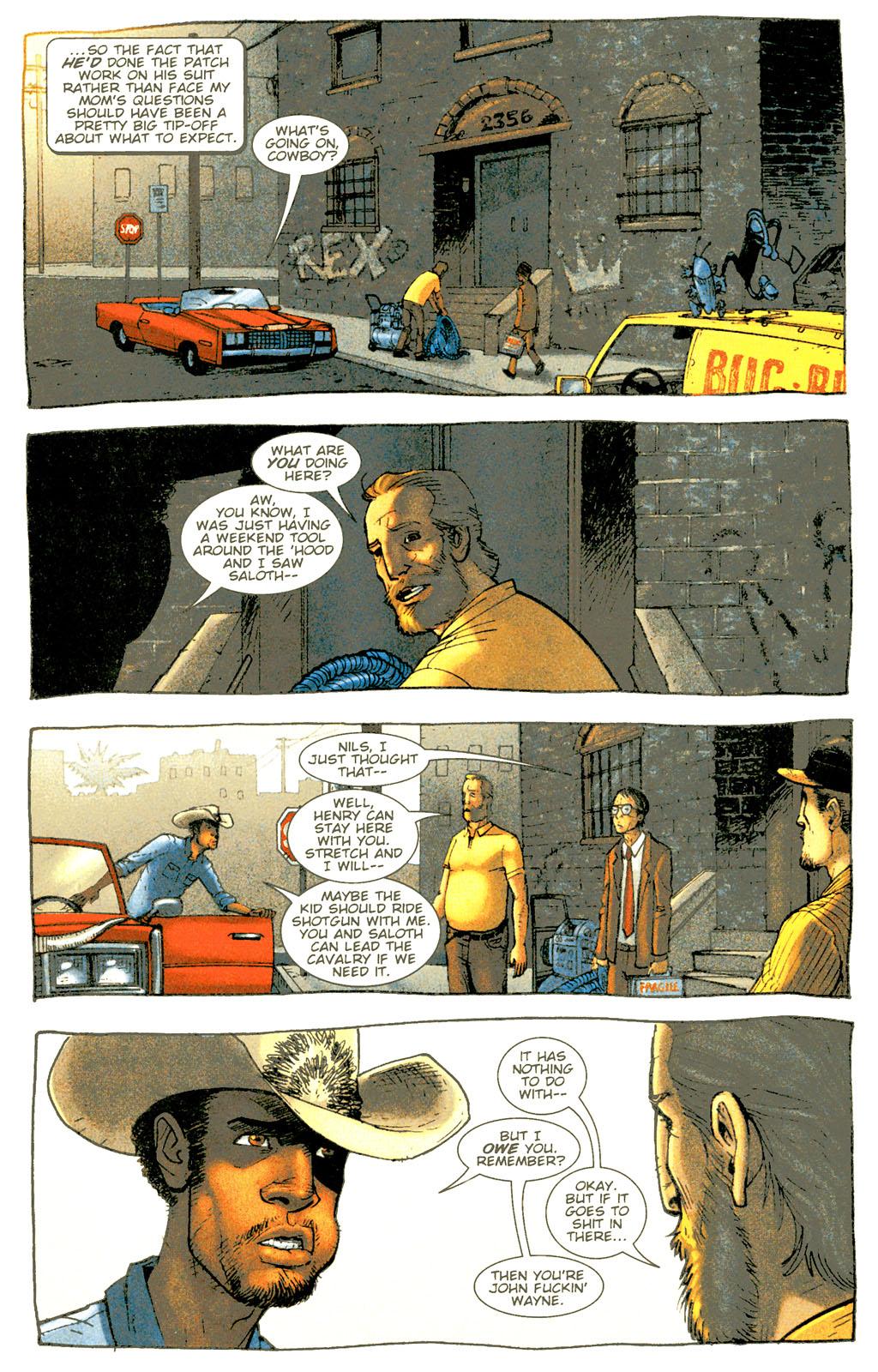 Read online The Exterminators comic -  Issue #5 - 8
