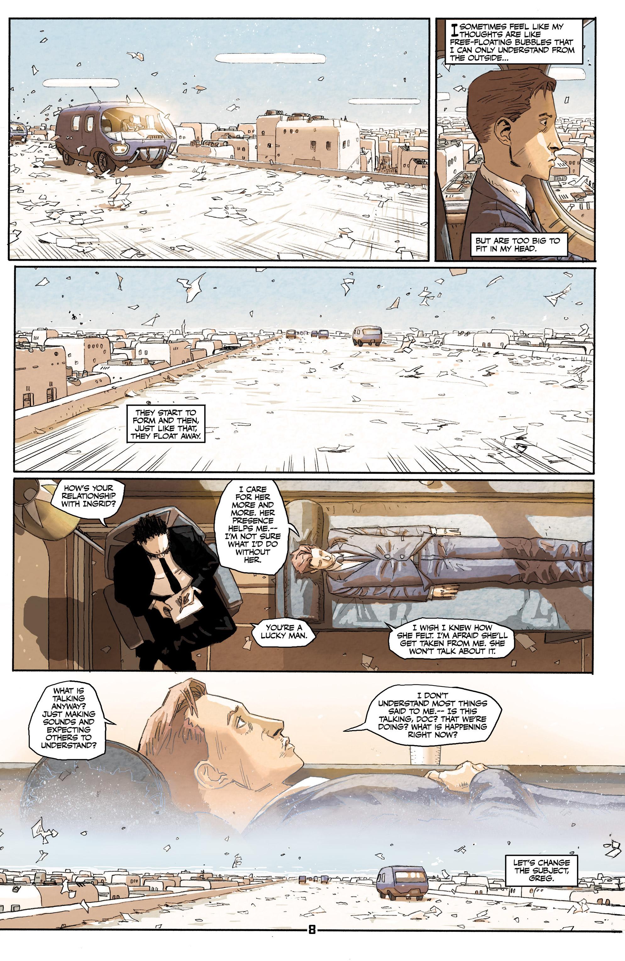 Read online Paklis comic -  Issue #1 - 10