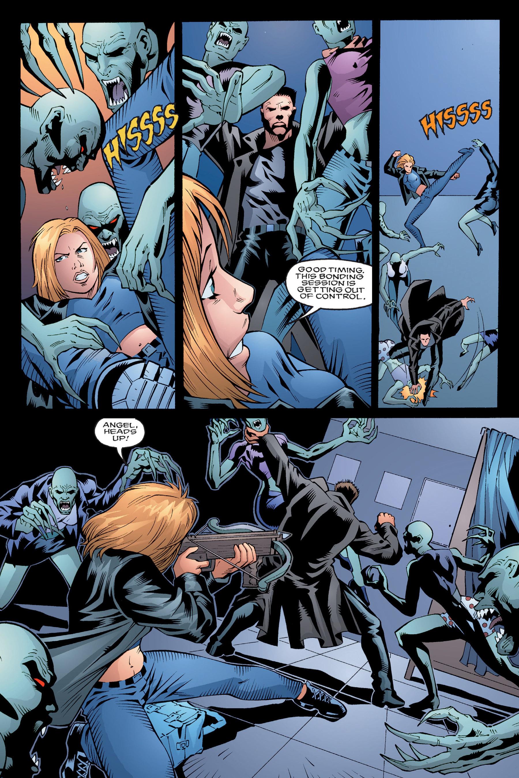 Read online Buffy the Vampire Slayer: Omnibus comic -  Issue # TPB 4 - 50