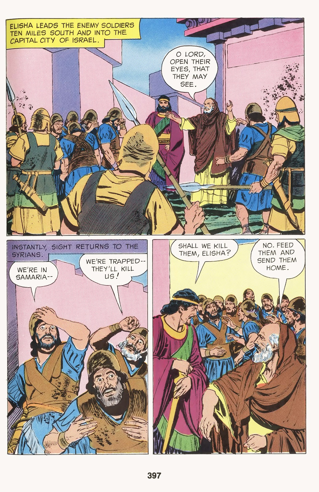 The Picture Bible issue TPB (Part 4) - Page 100