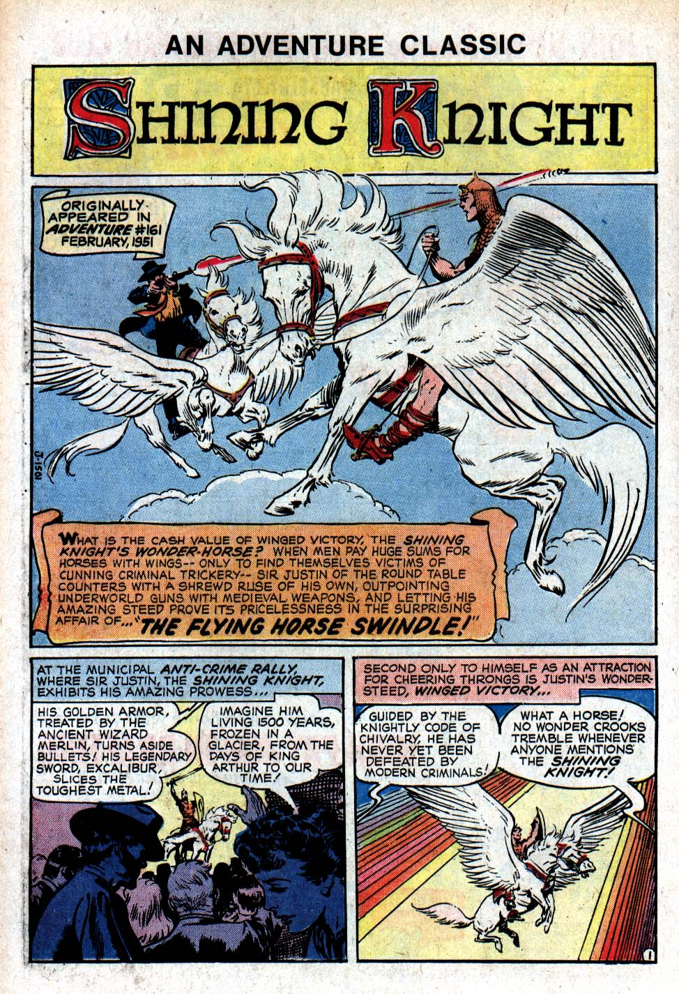 Read online Adventure Comics (1938) comic -  Issue #417 - 18