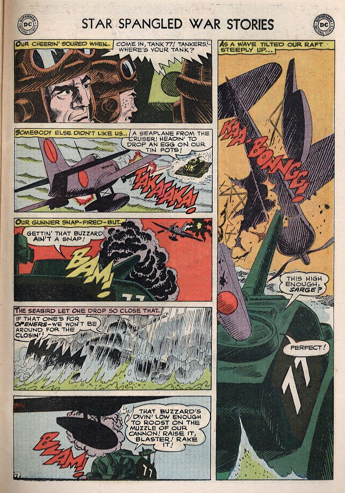 Star Spangled War Stories (1952) issue 122 - Page 31