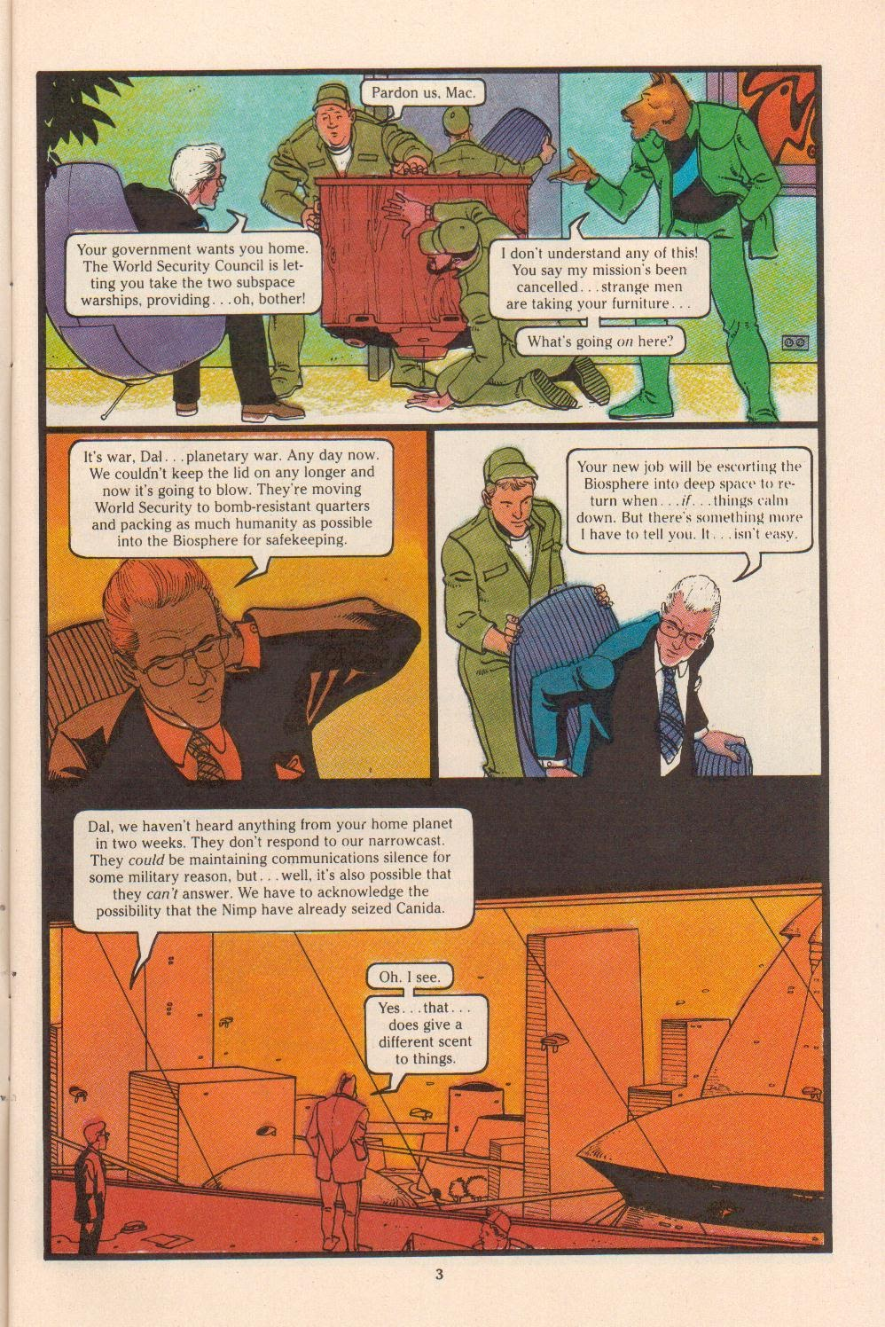 Read online Dalgoda comic -  Issue #5 - 5