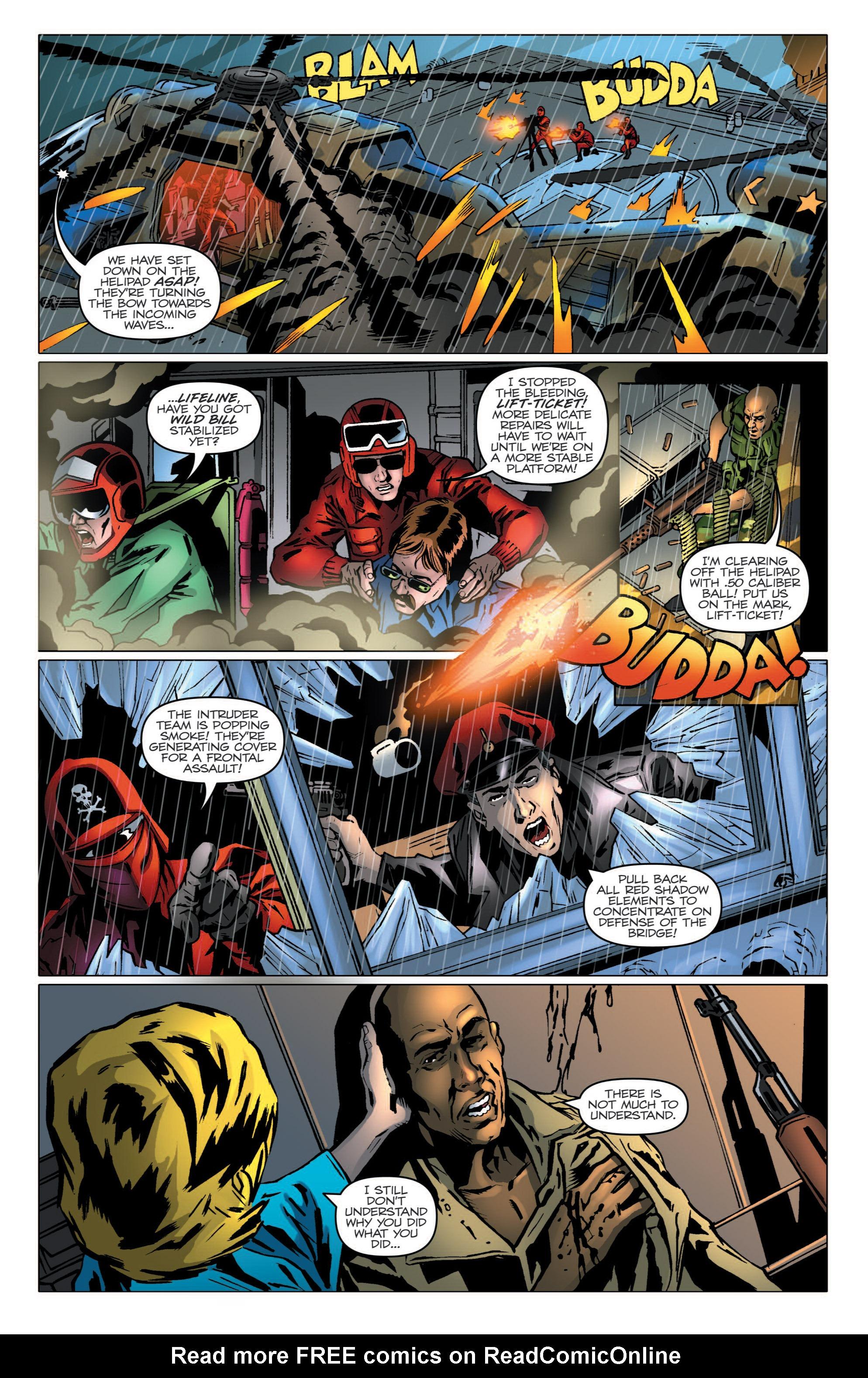 G.I. Joe: A Real American Hero 189 Page 5