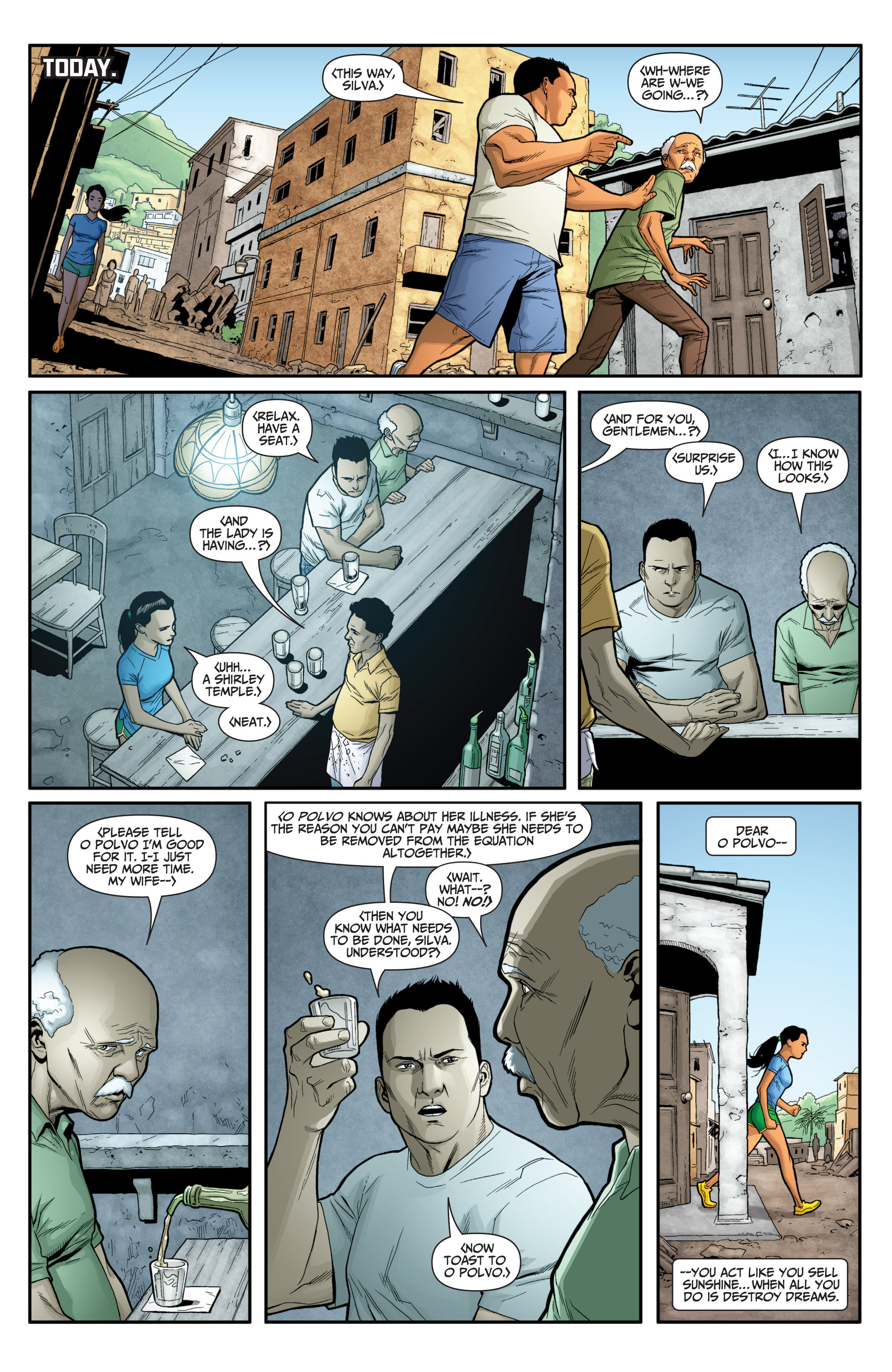 Read online Archer and Armstrong comic -  Issue #Archer and Armstrong _TPB 7 - 16