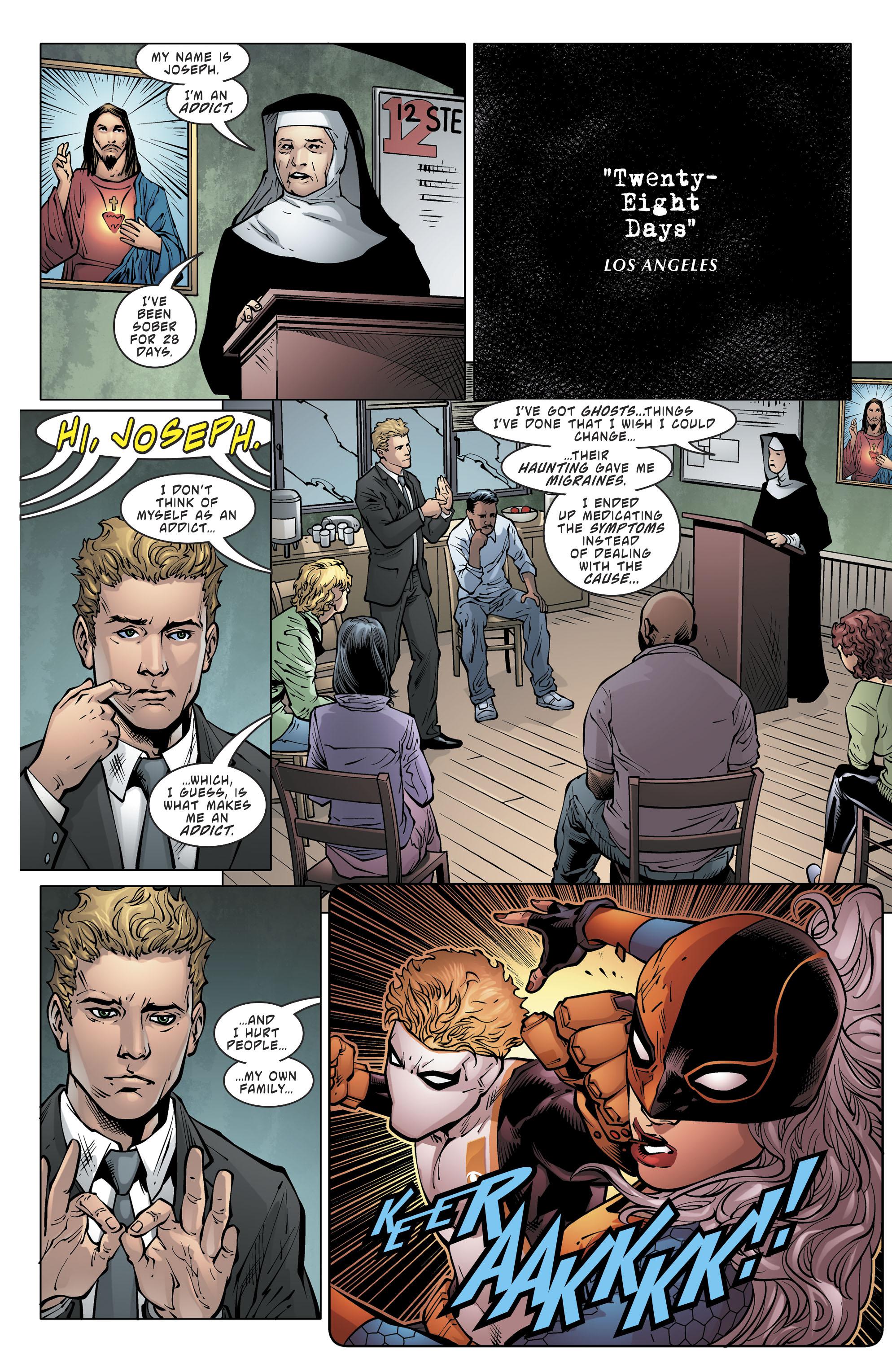 Read online Deathstroke (2016) comic -  Issue #20 - 13