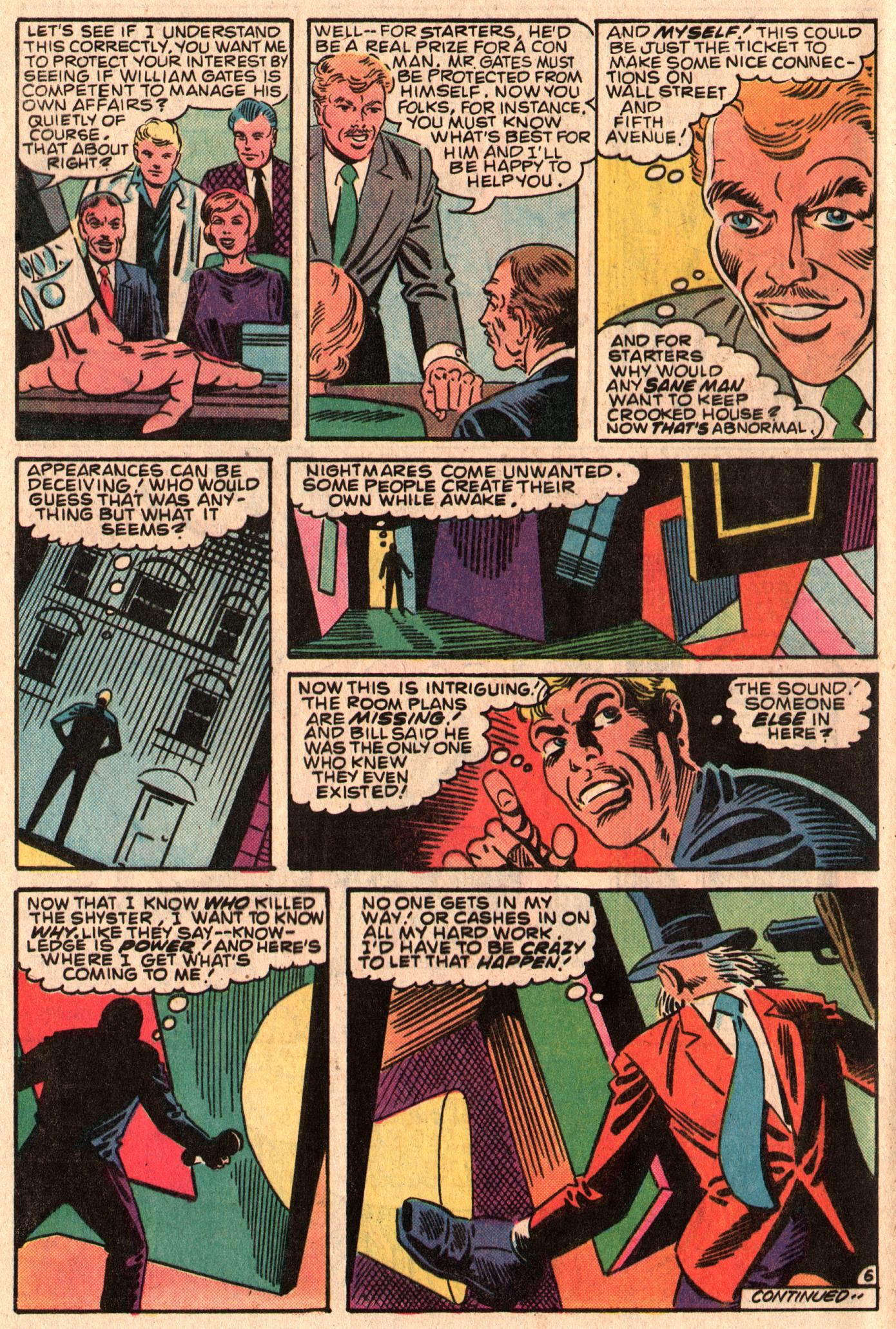 Read online The Fly (1983) comic -  Issue #6 - 8