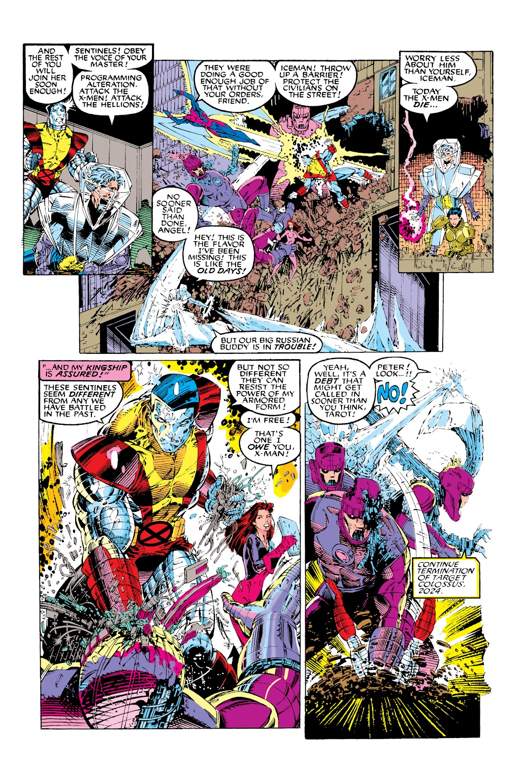 Uncanny X-Men (1963) issue 281 - Page 20