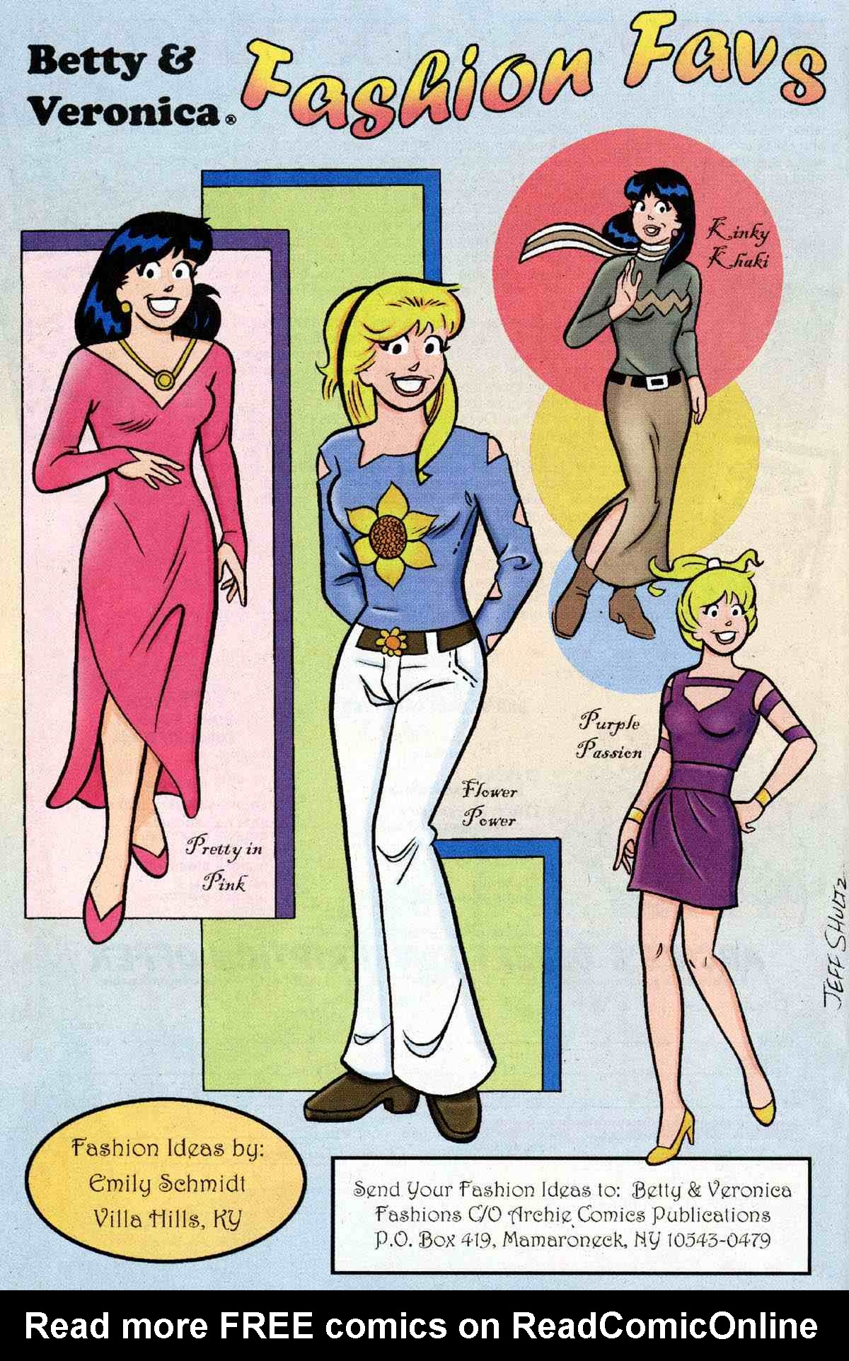 Read online Archie's Girls Betty and Veronica comic -  Issue #180 - 18