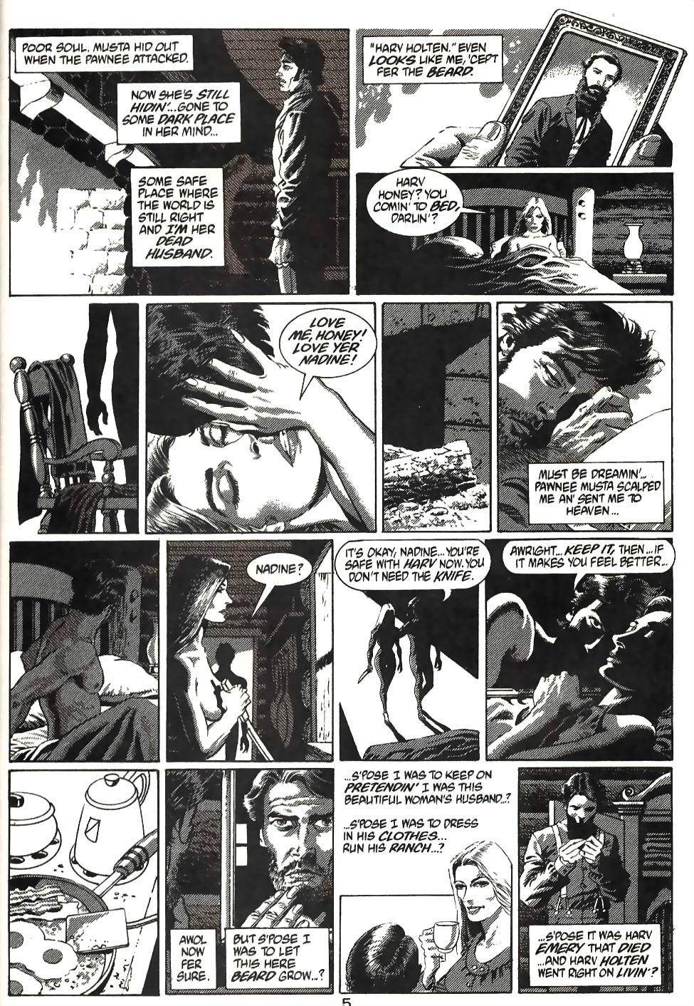 Read online Flinch comic -  Issue #4 - 17