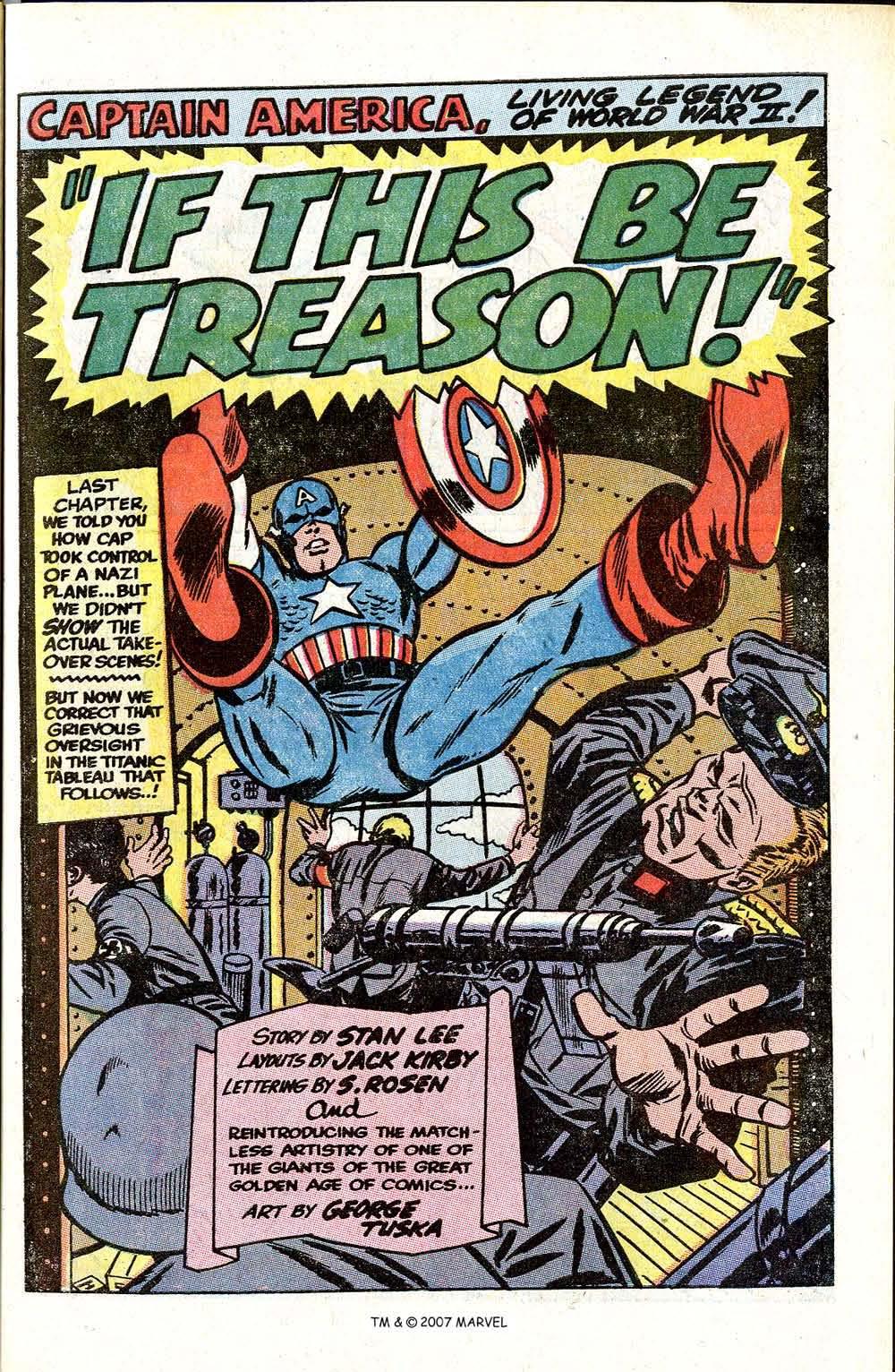 Read online Captain America (1968) comic -  Issue # _Annual 1 - 29