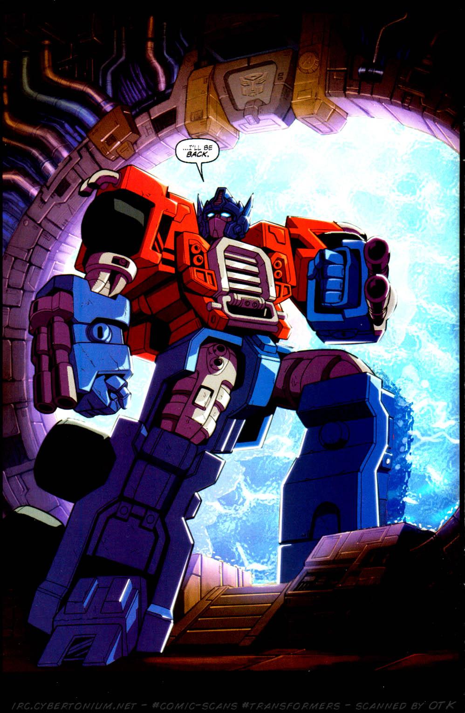 Read online Transformers Armada comic -  Issue #10 - 4