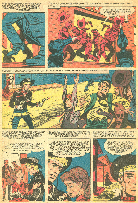 Read online Two-Gun Kid comic -  Issue #37 - 20