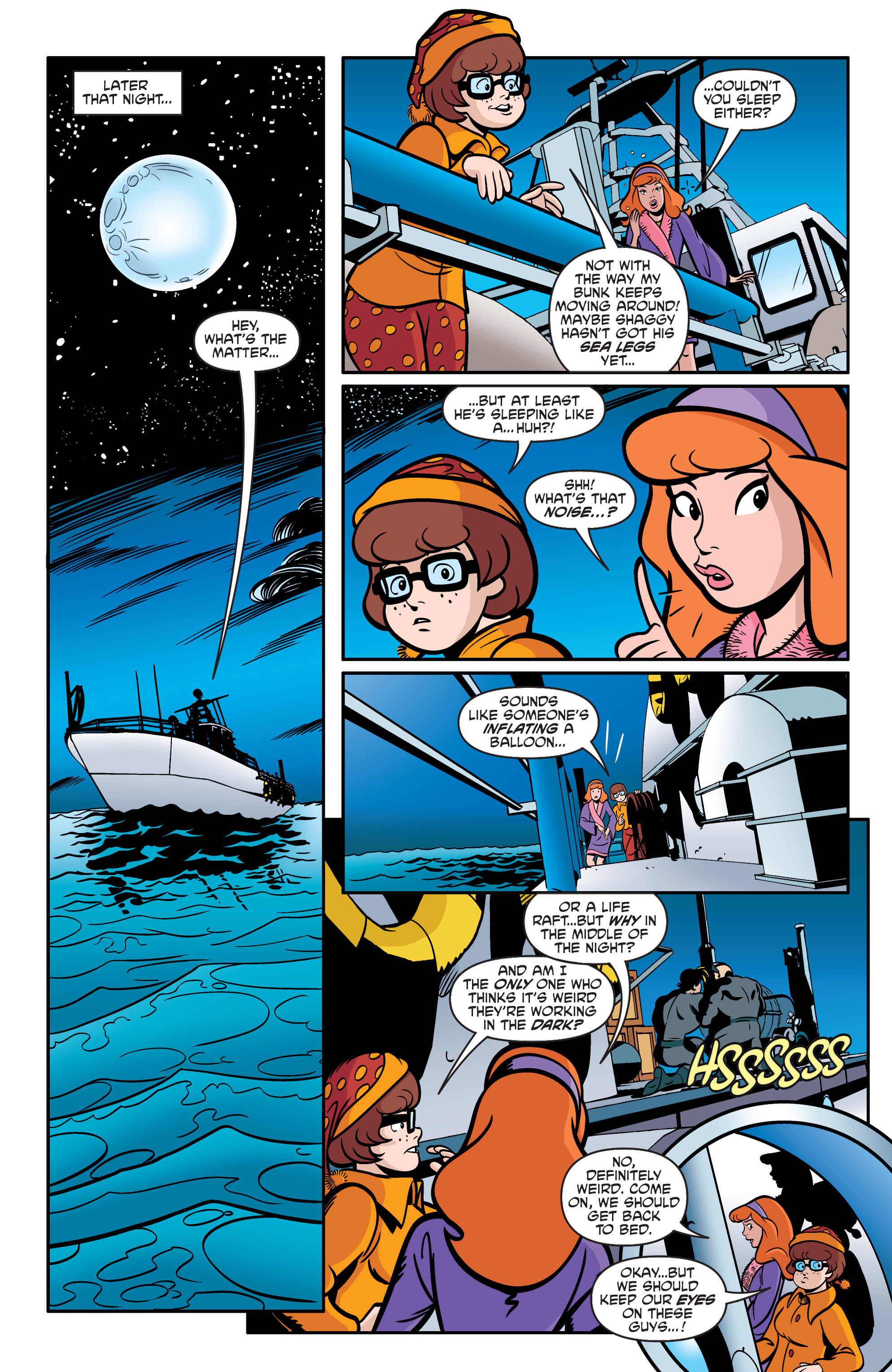 Read online Scooby-Doo: Where Are You? comic -  Issue #60 - 16