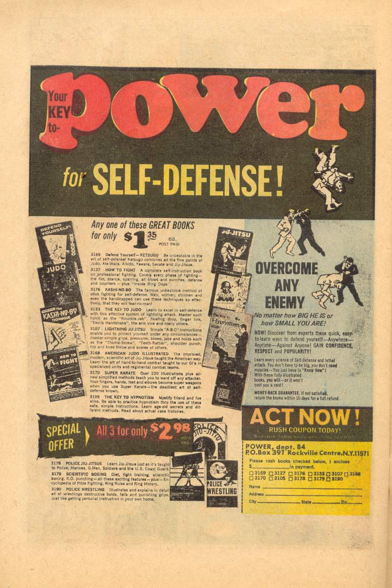 Read online Adventure Comics (1938) comic -  Issue #367 - 31