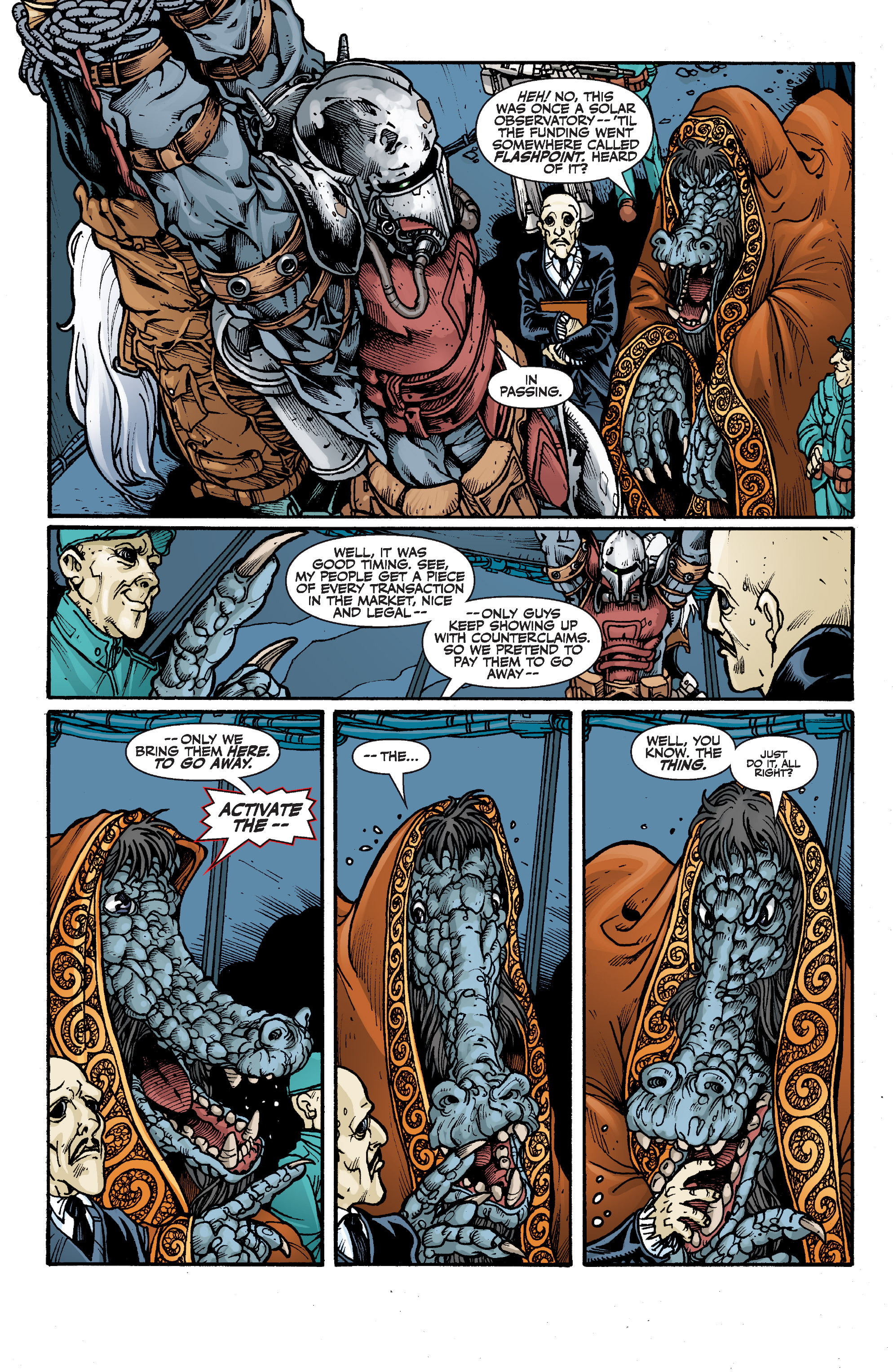 Read online Star Wars Omnibus comic -  Issue # Vol. 32 - 428