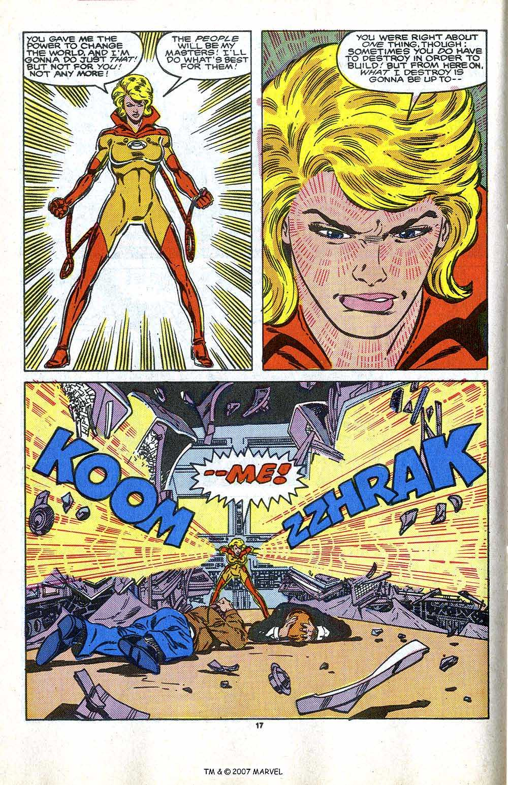 Iron Man Annual issue 9 - Page 22
