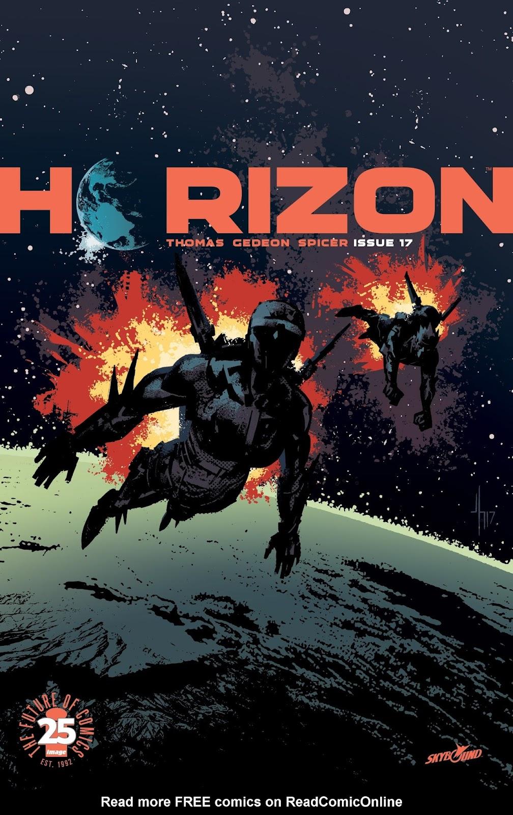 Horizon 17 Page 1