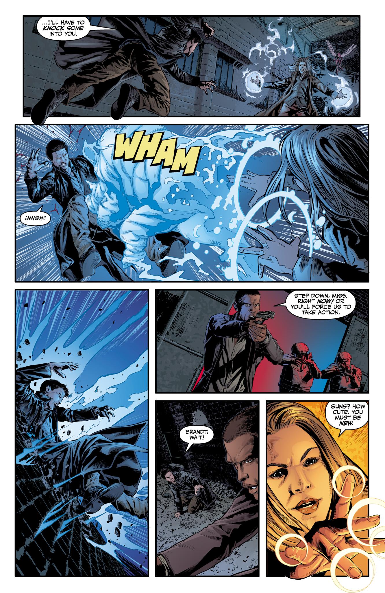 Read online Angel & Faith Season 10 comic -  Issue #10 - 7