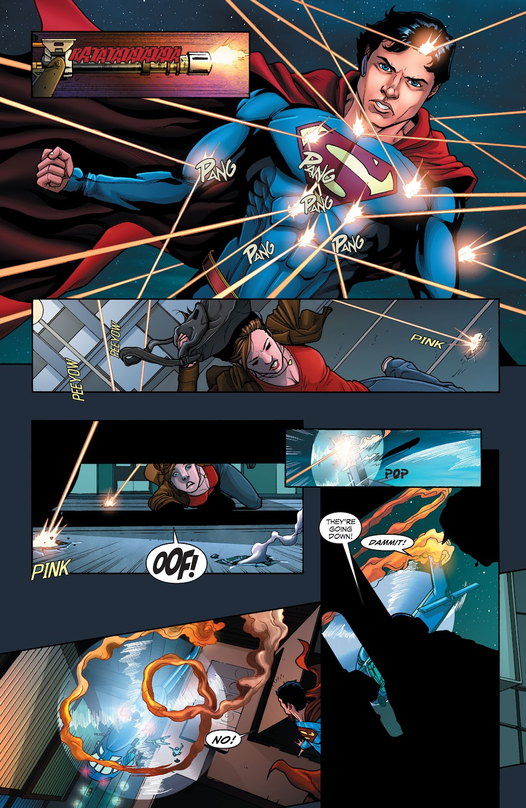 Read online Smallville Season 11 [II] comic -  Issue # TPB 1 - 86