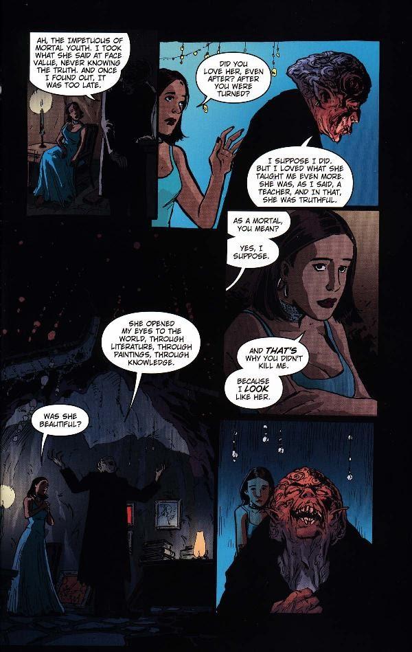 Read online Vampire the Masquerade comic -  Issue # Nosferatu - 41