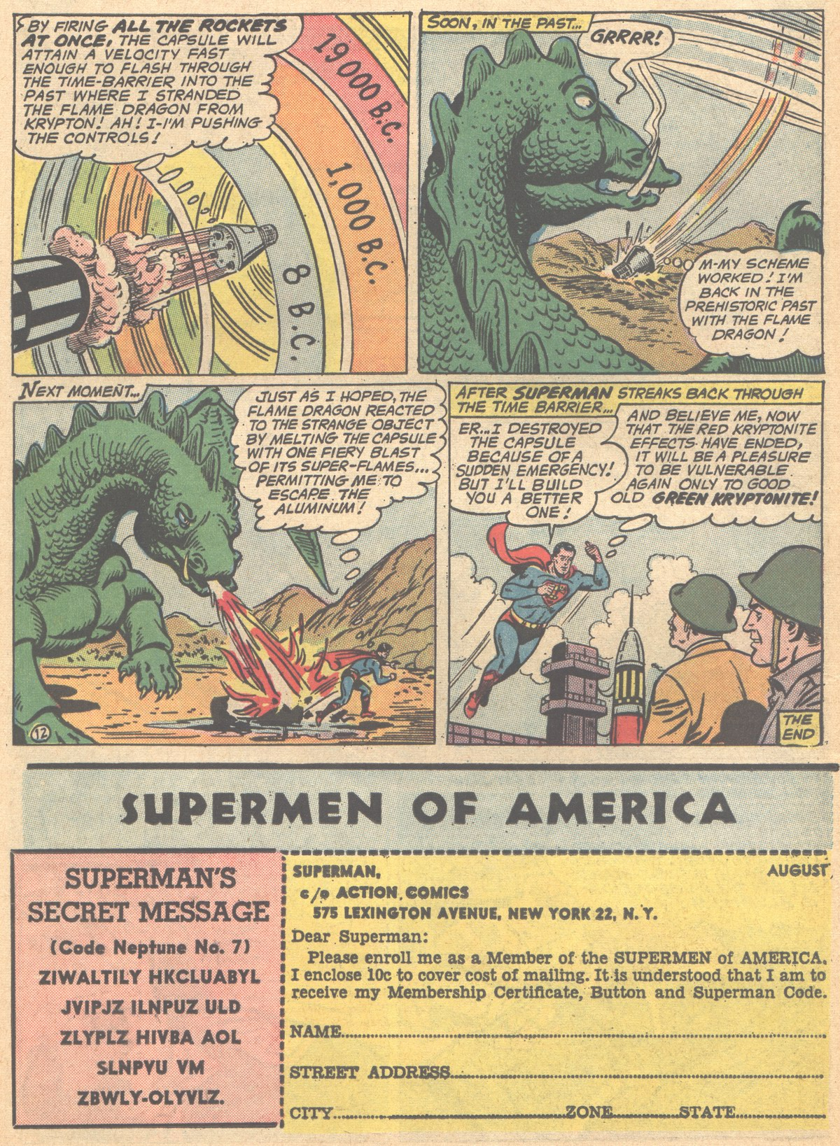 Read online Action Comics (1938) comic -  Issue #291 - 14