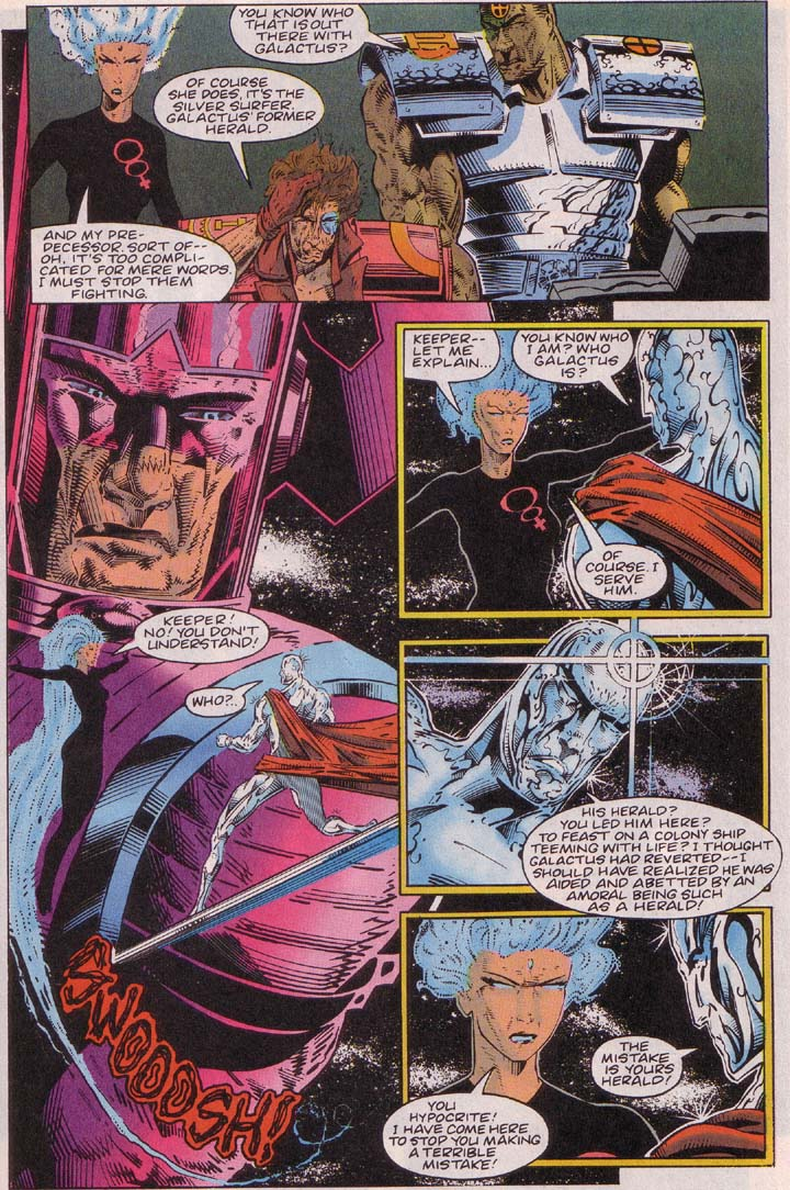 Read online Cyberspace 3000 comic -  Issue #3 - 15